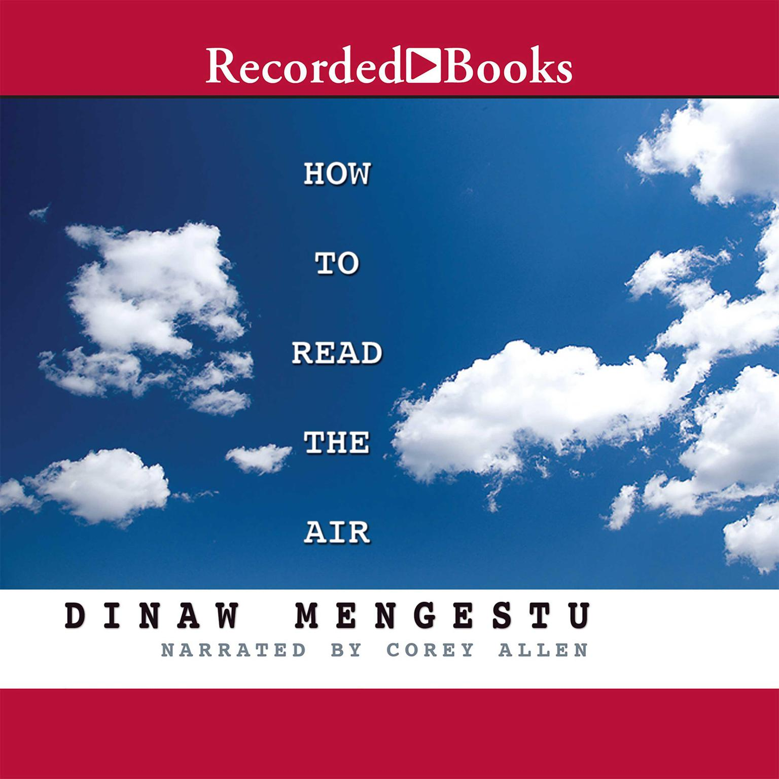 Printable How to Read the Air Audiobook Cover Art