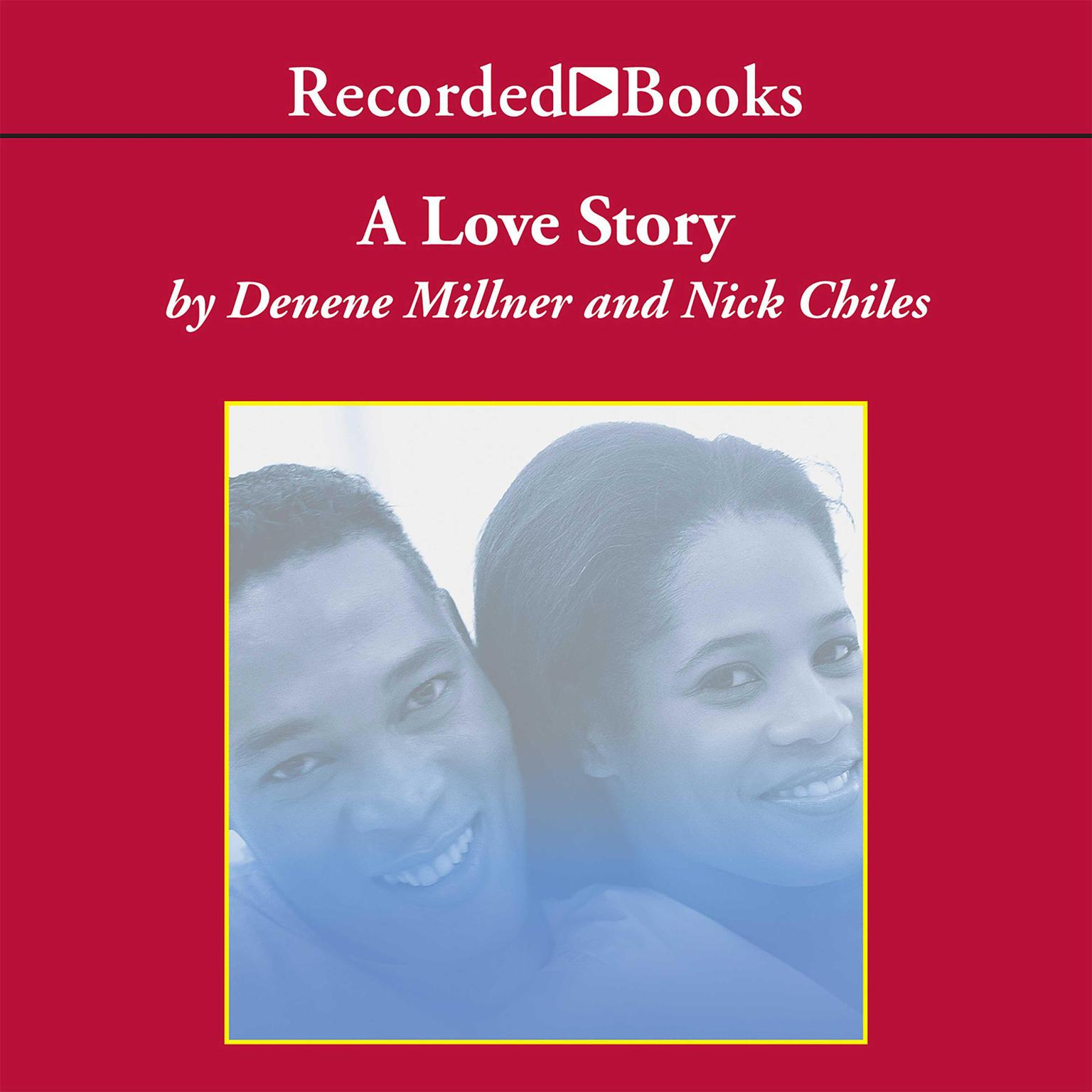 Printable A Love Story Audiobook Cover Art
