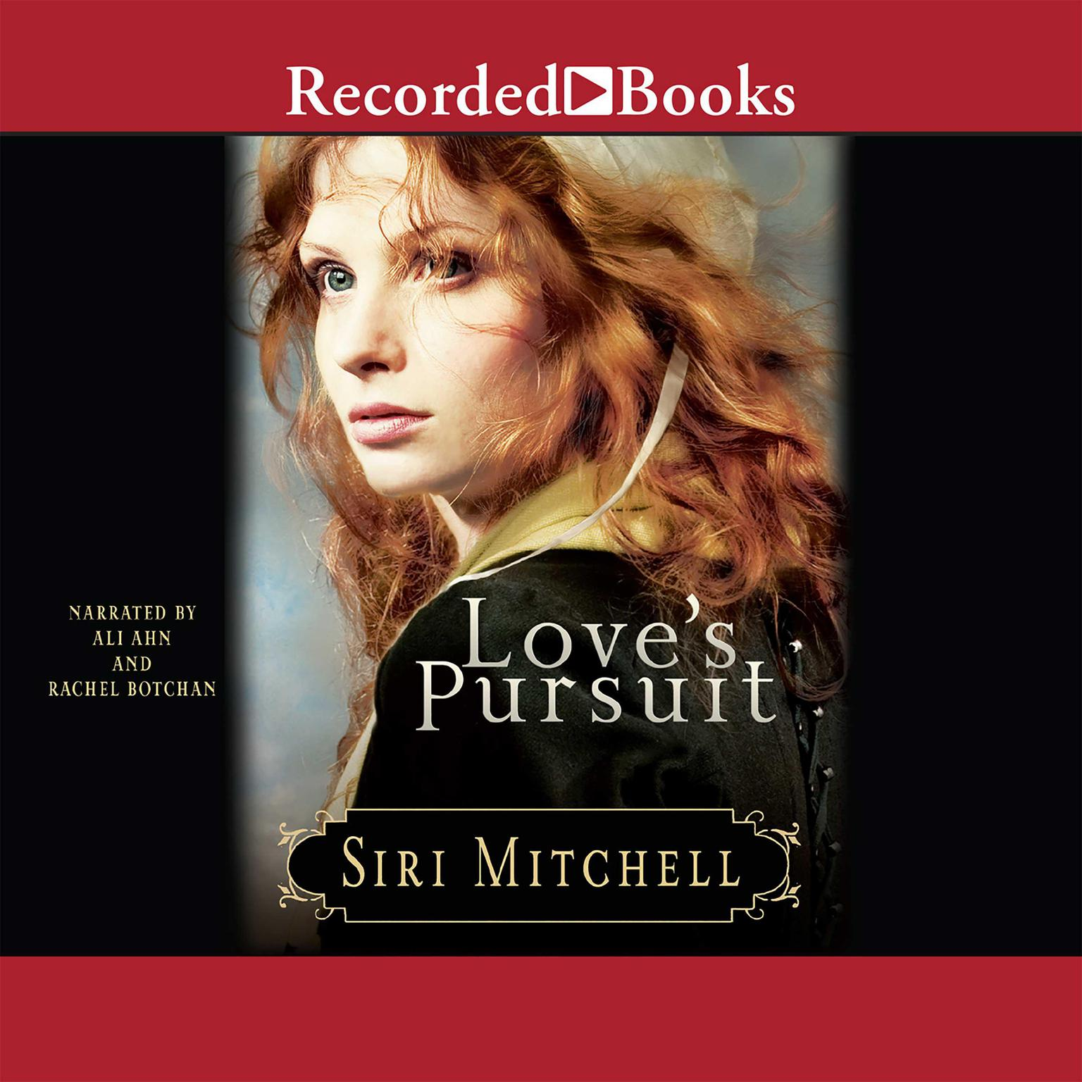 Printable Love's Pursuit Audiobook Cover Art