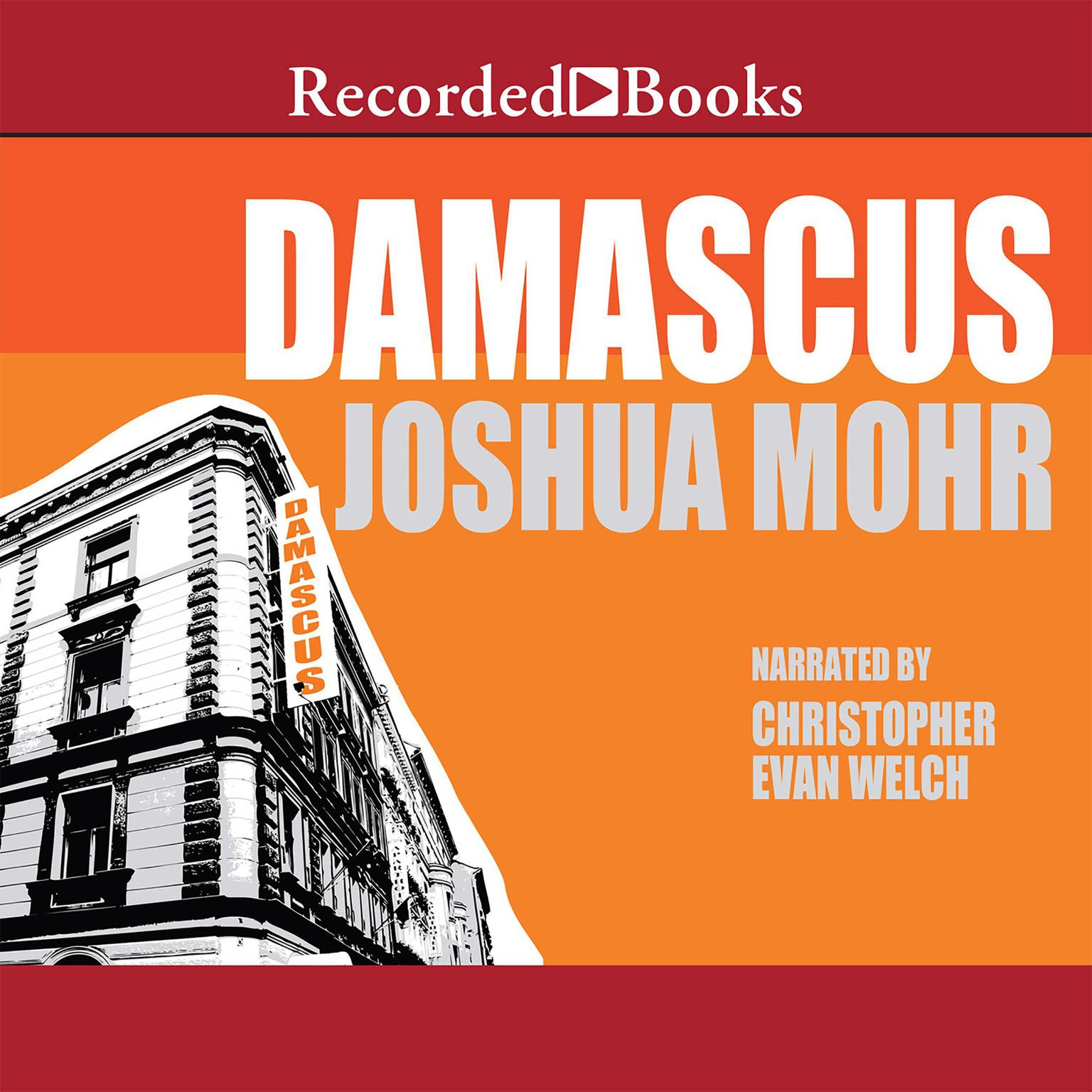 Printable Damascus Audiobook Cover Art
