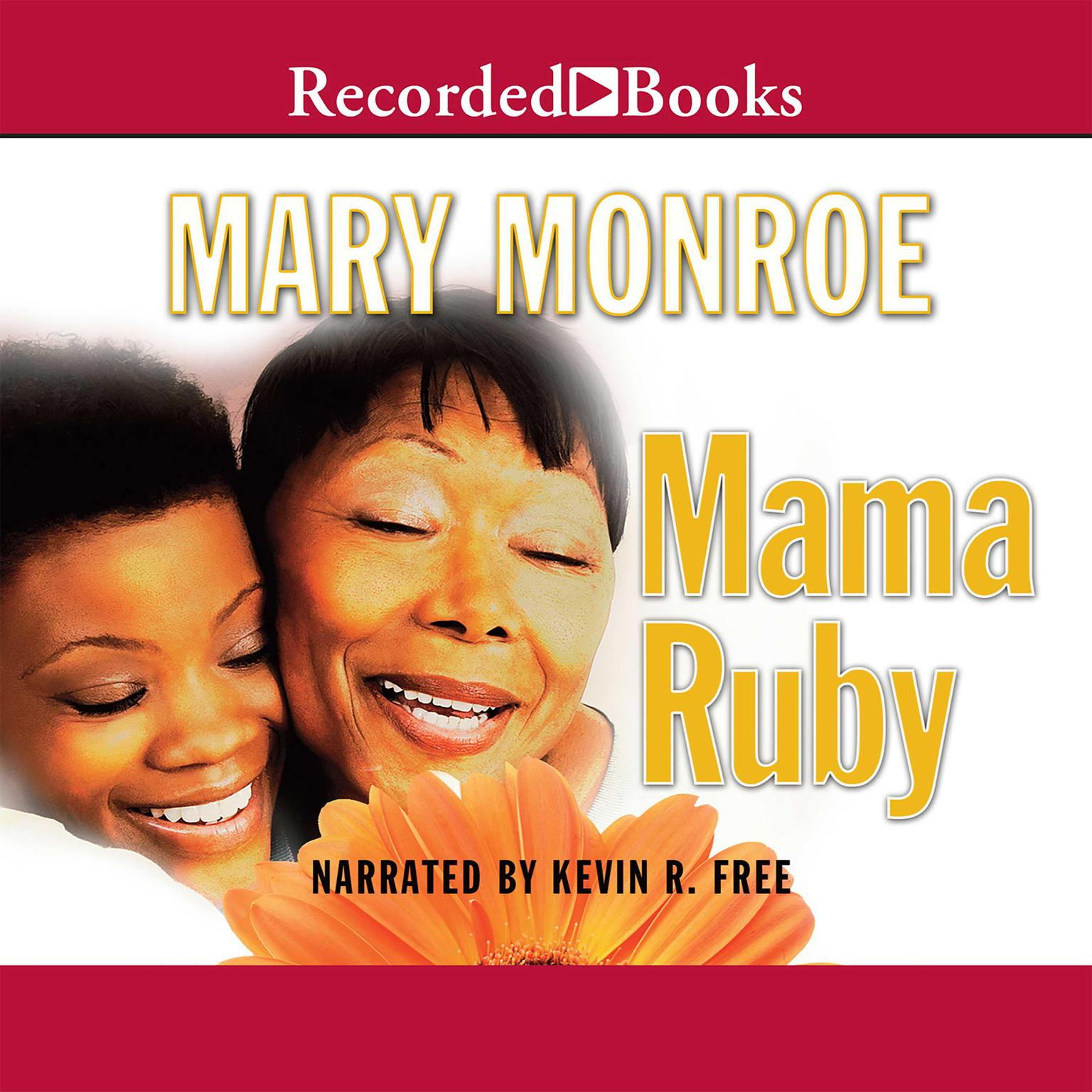 Printable Mama Ruby Audiobook Cover Art