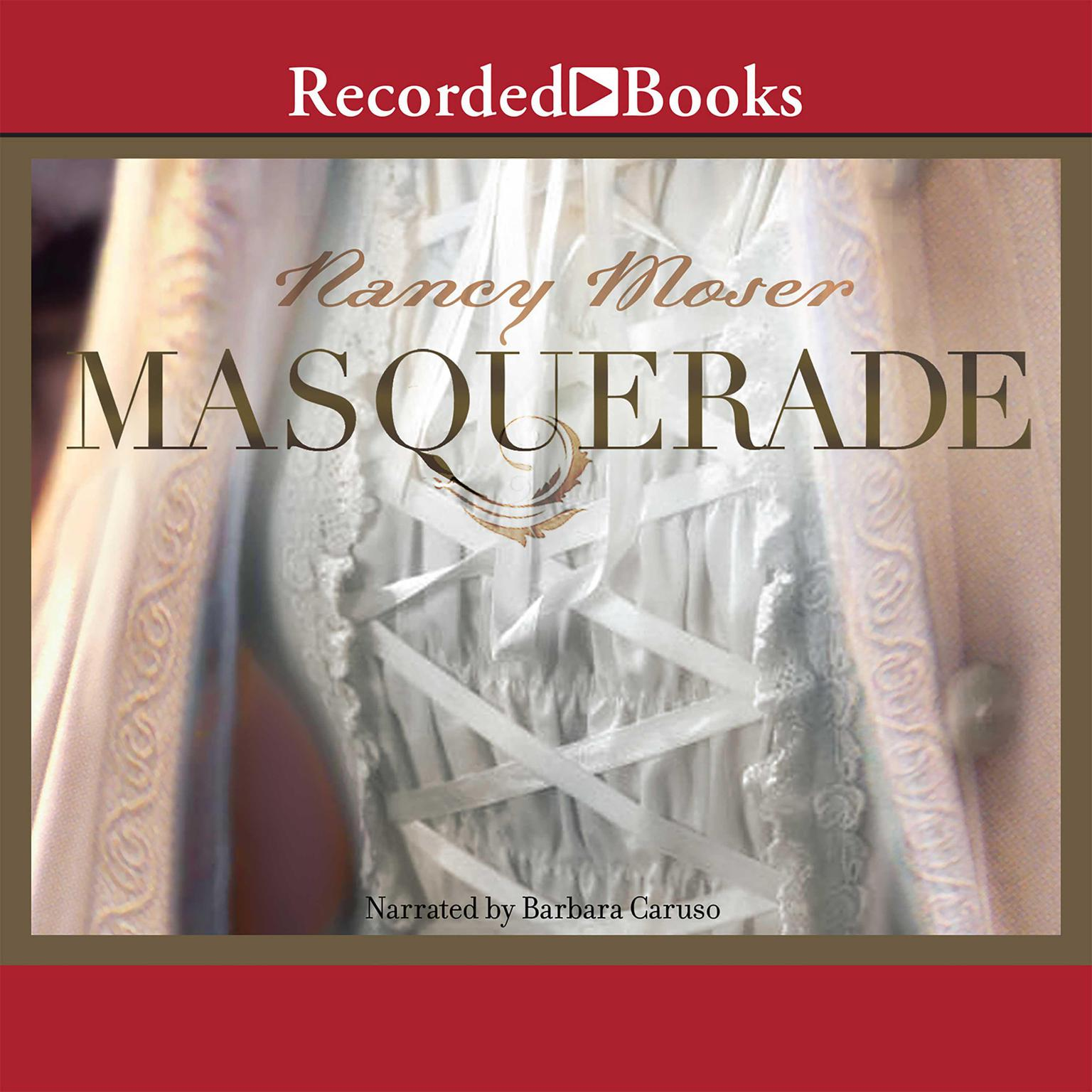 Printable Masquerade Audiobook Cover Art