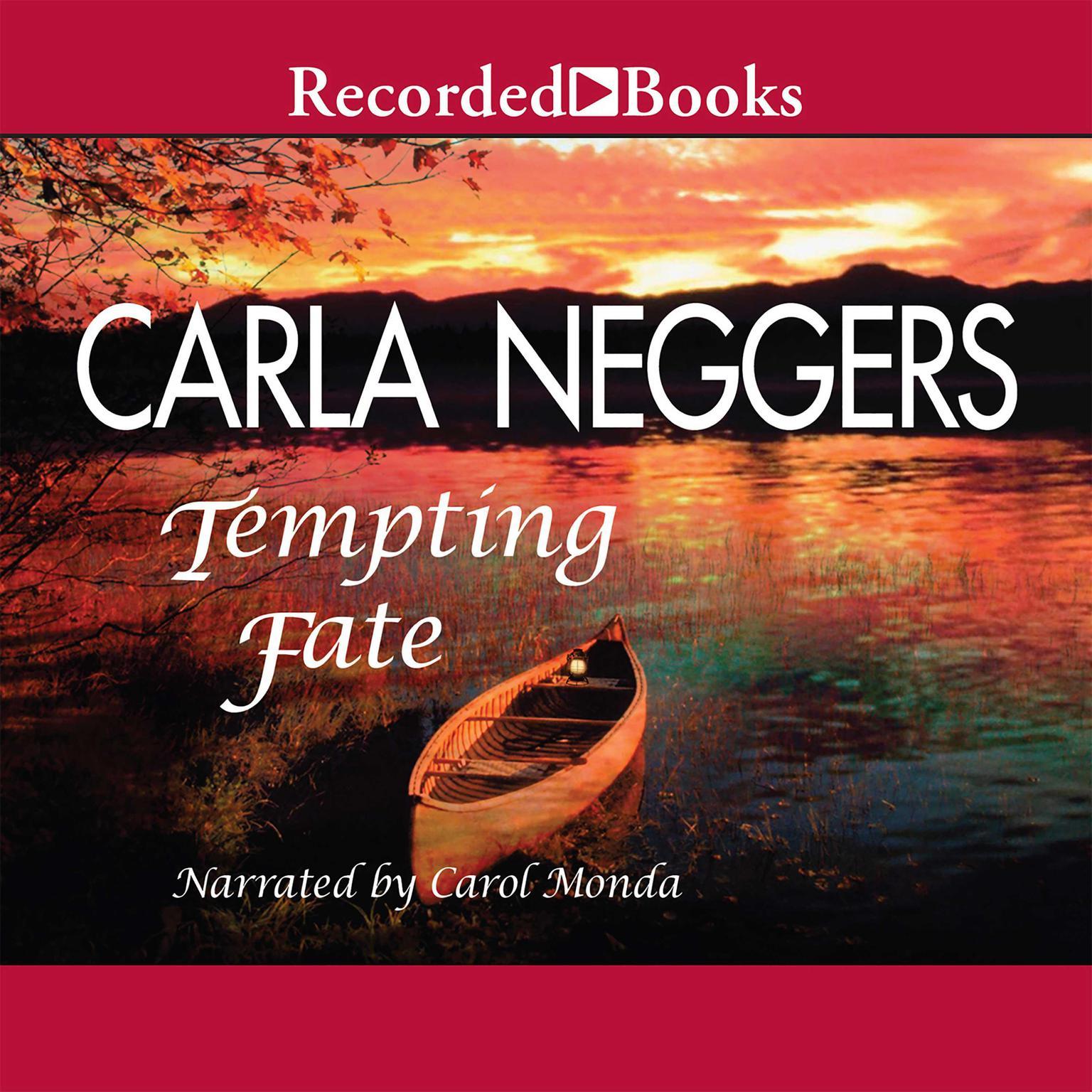 Printable Tempting Fate Audiobook Cover Art