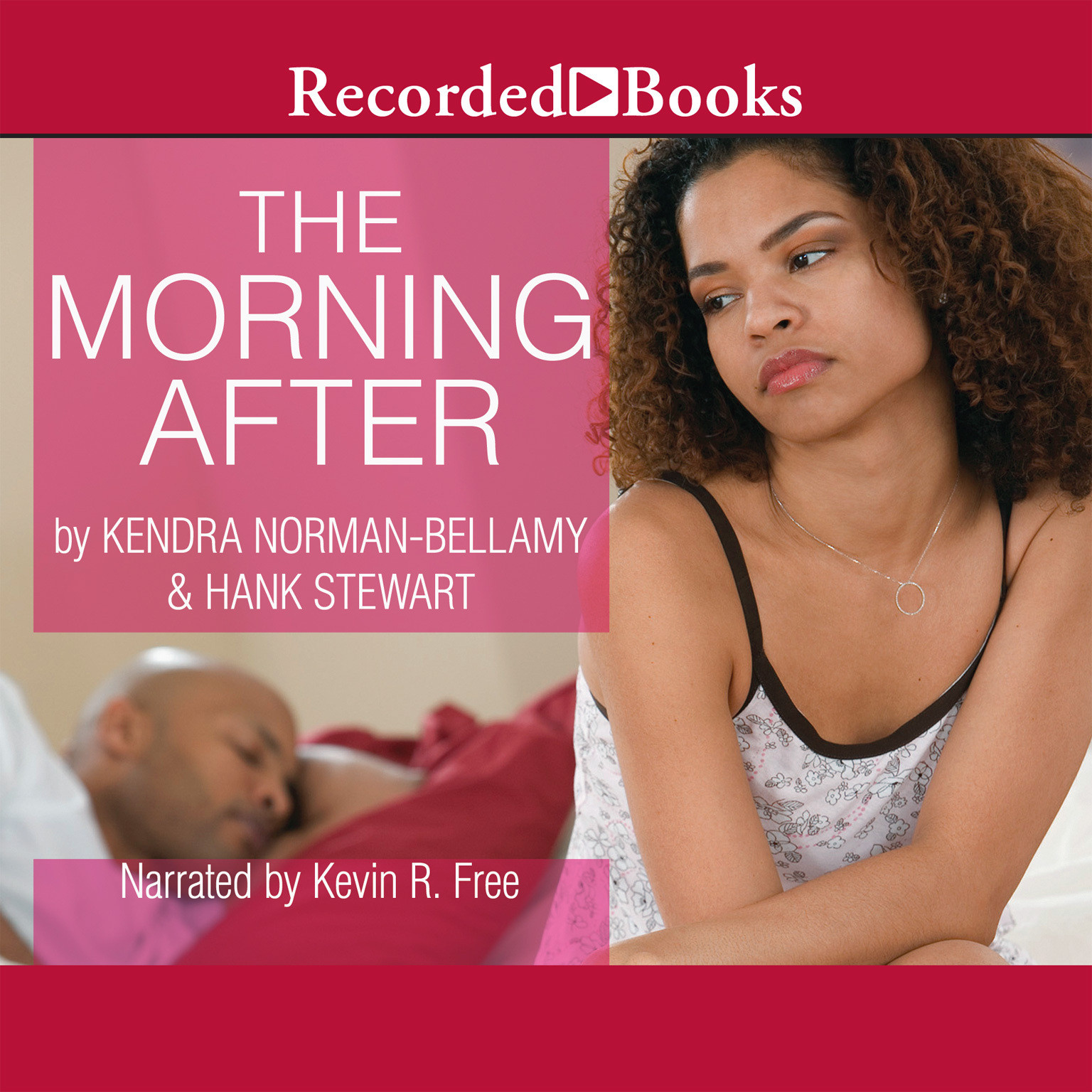 Printable The Morning After Audiobook Cover Art