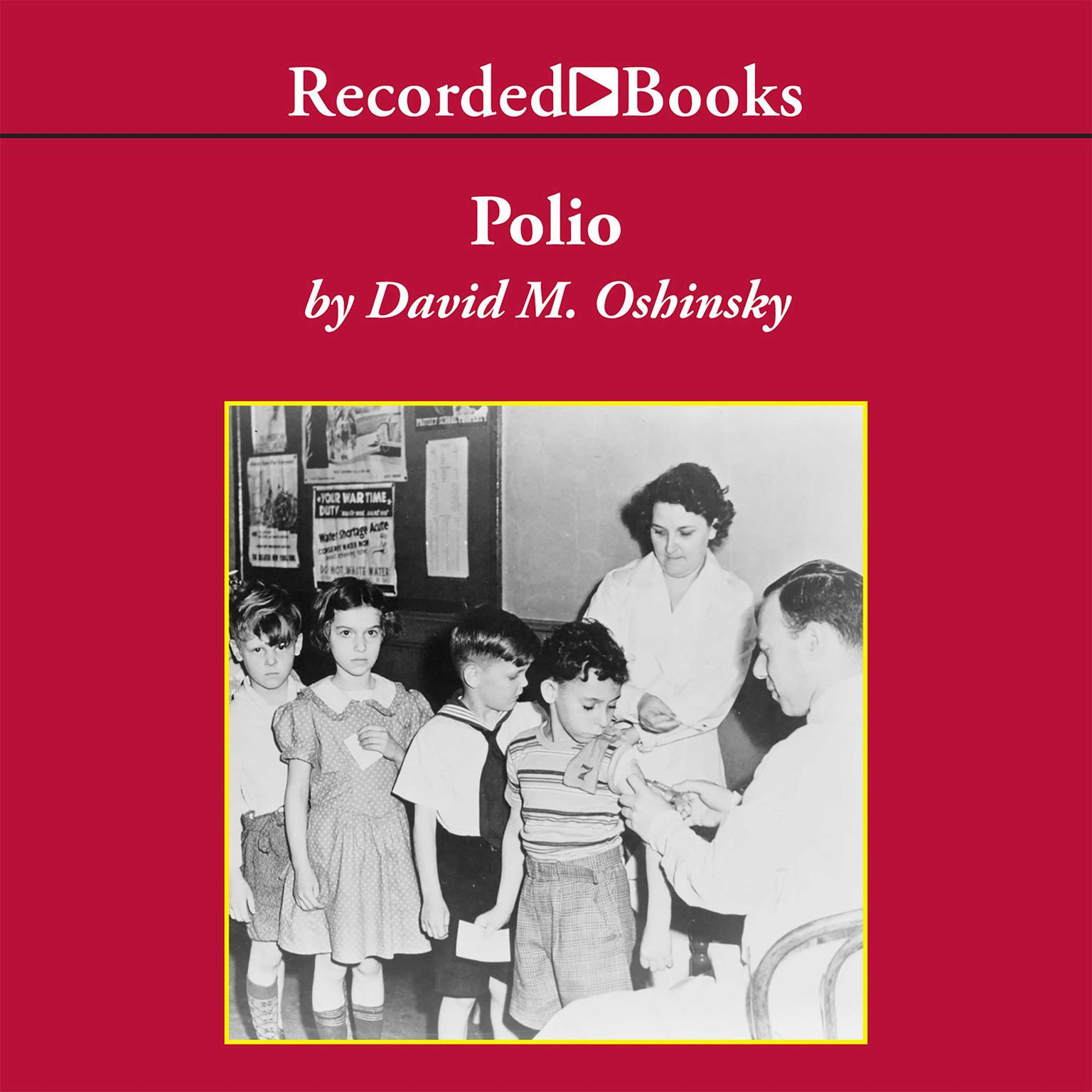 Printable Polio: An American Story Audiobook Cover Art