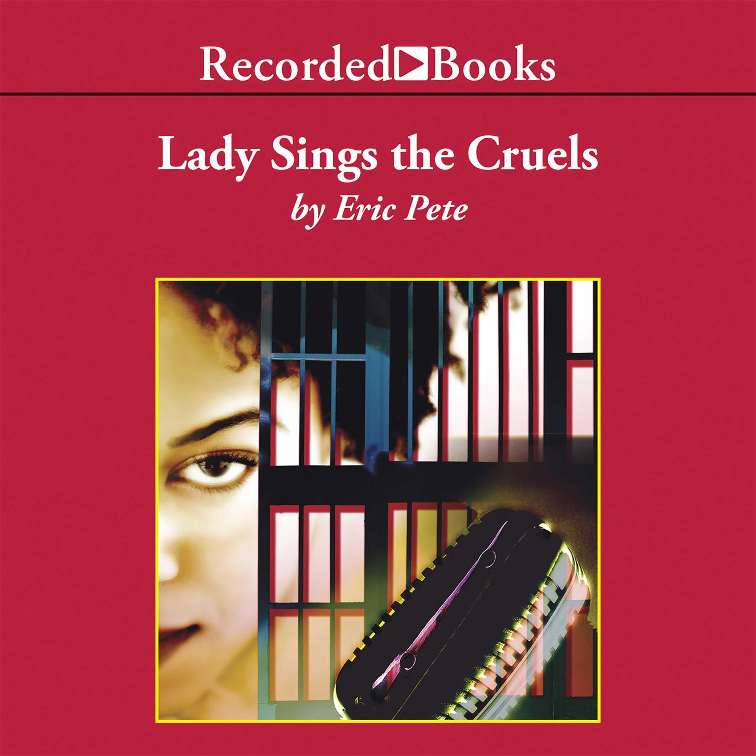 Printable Lady Sings the Cruels Audiobook Cover Art