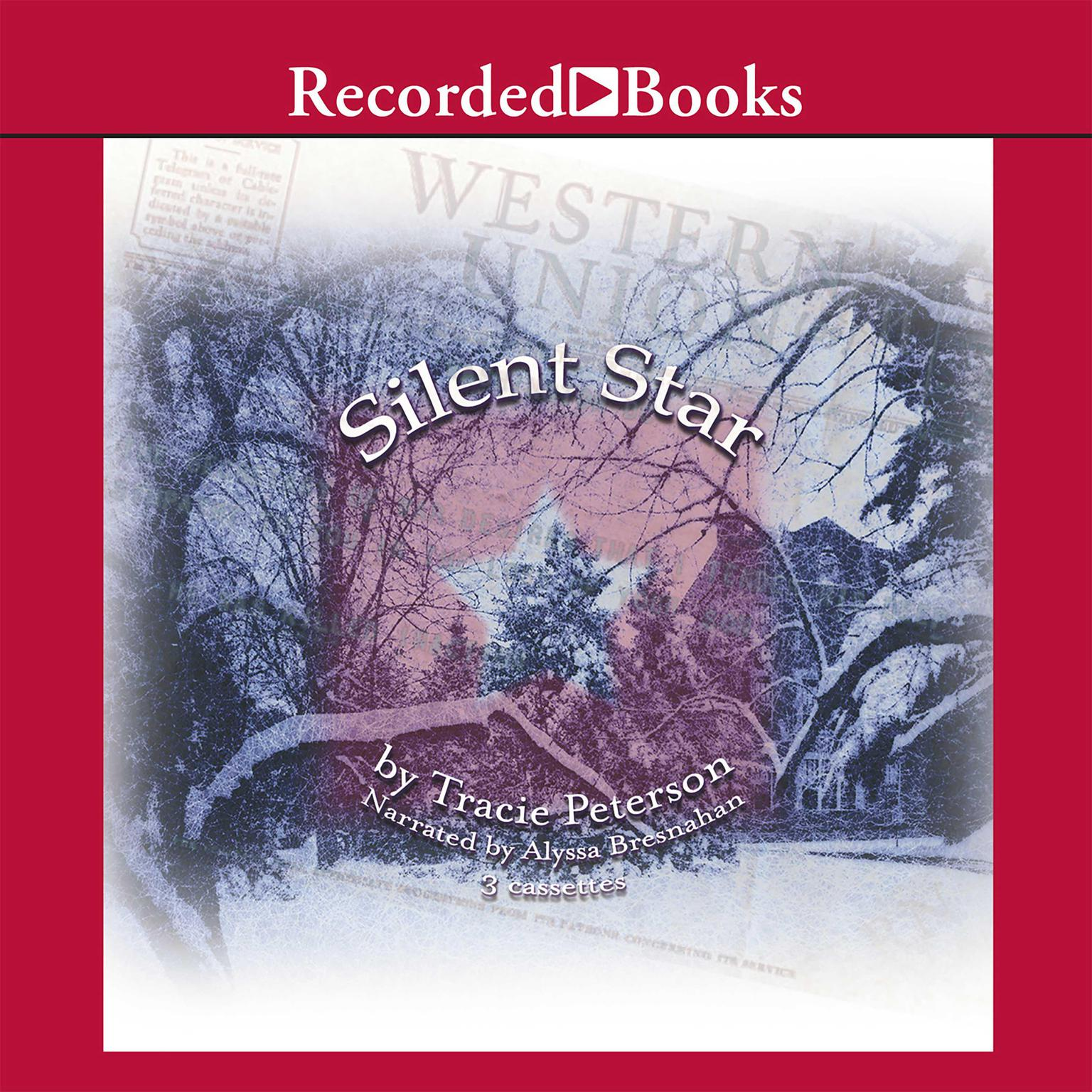 Printable Silent Star Audiobook Cover Art