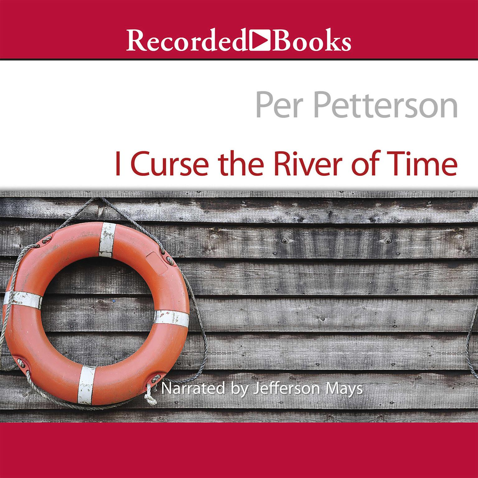 Printable I Curse the River of Time Audiobook Cover Art