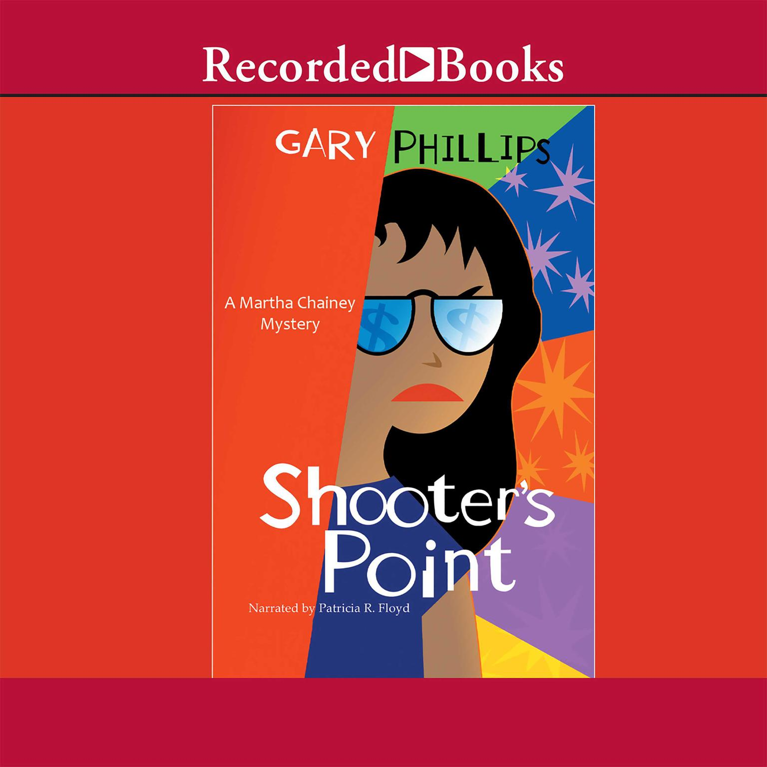 Printable Shooter's Point Audiobook Cover Art
