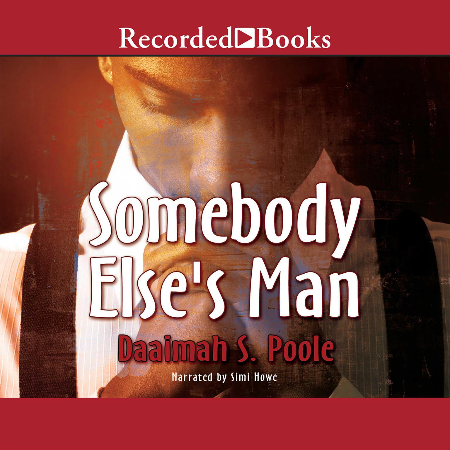 Printable Somebody Else's Man Audiobook Cover Art