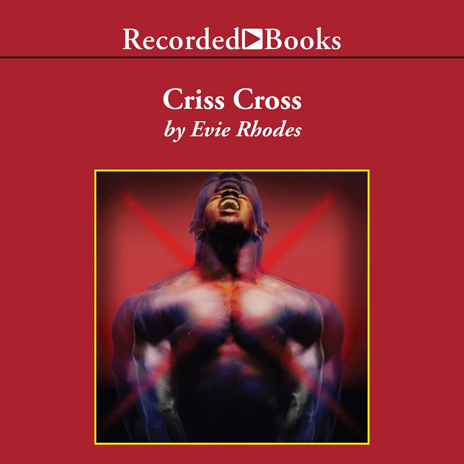 Printable Criss Cross Audiobook Cover Art