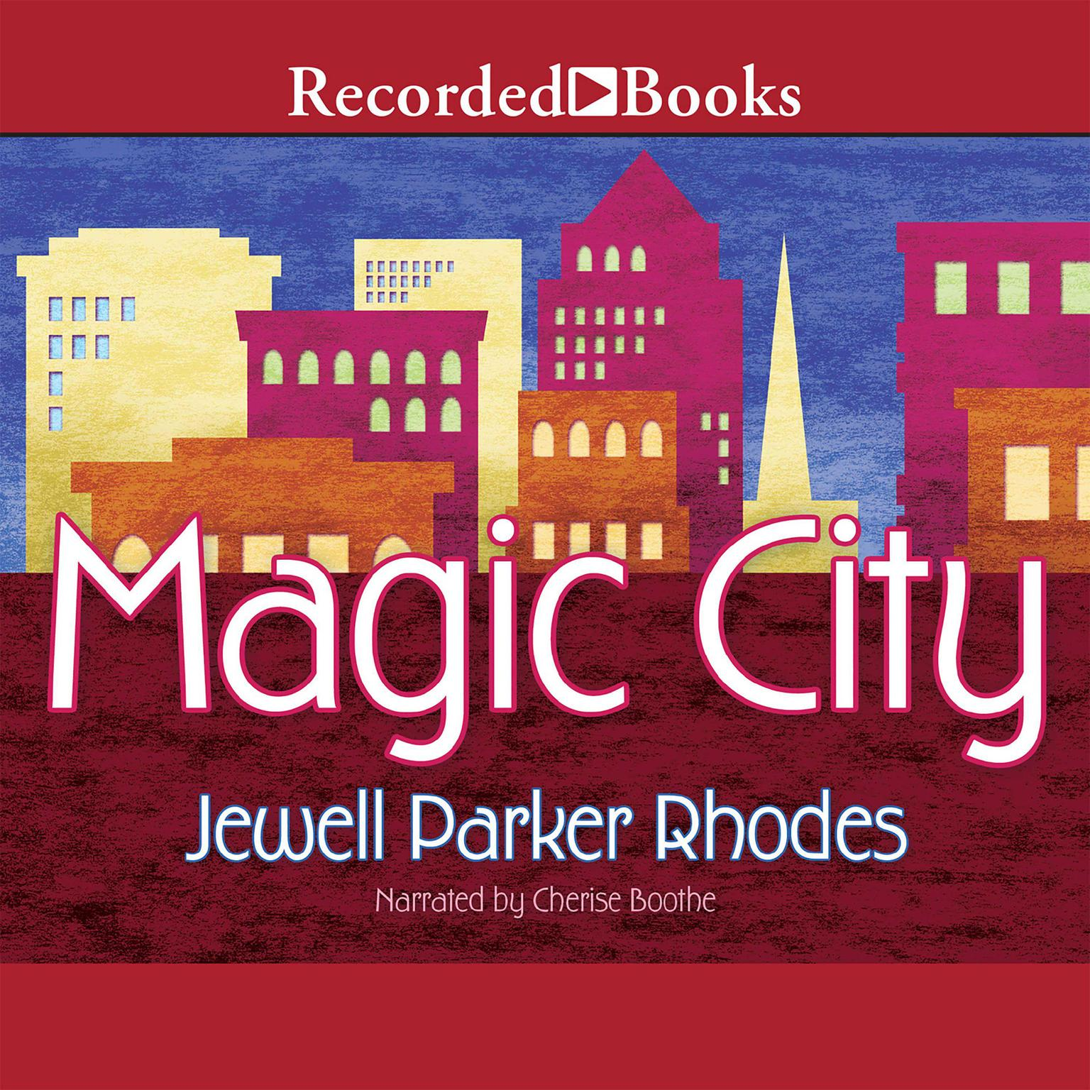 Printable Magic City Audiobook Cover Art