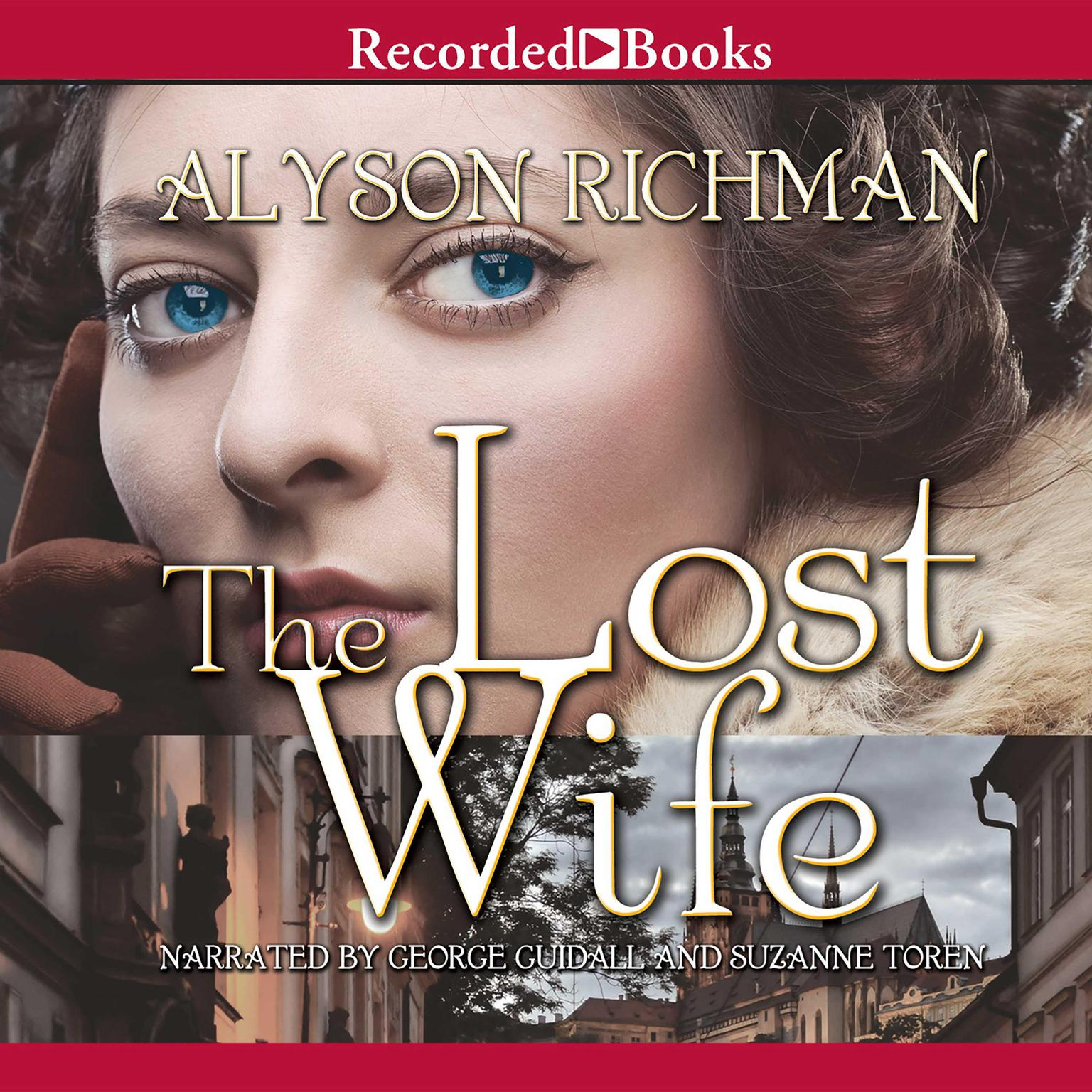 Printable The Lost Wife Audiobook Cover Art
