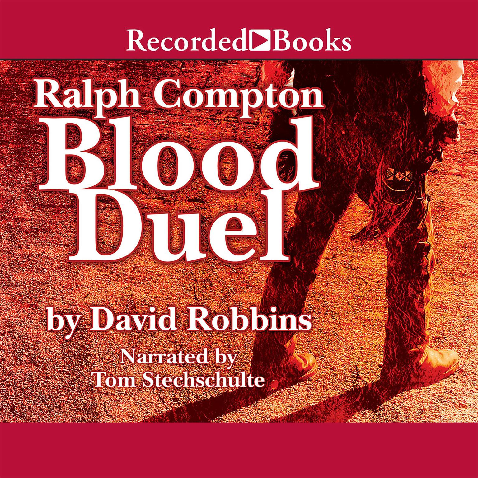 Printable Blood Duel Audiobook Cover Art