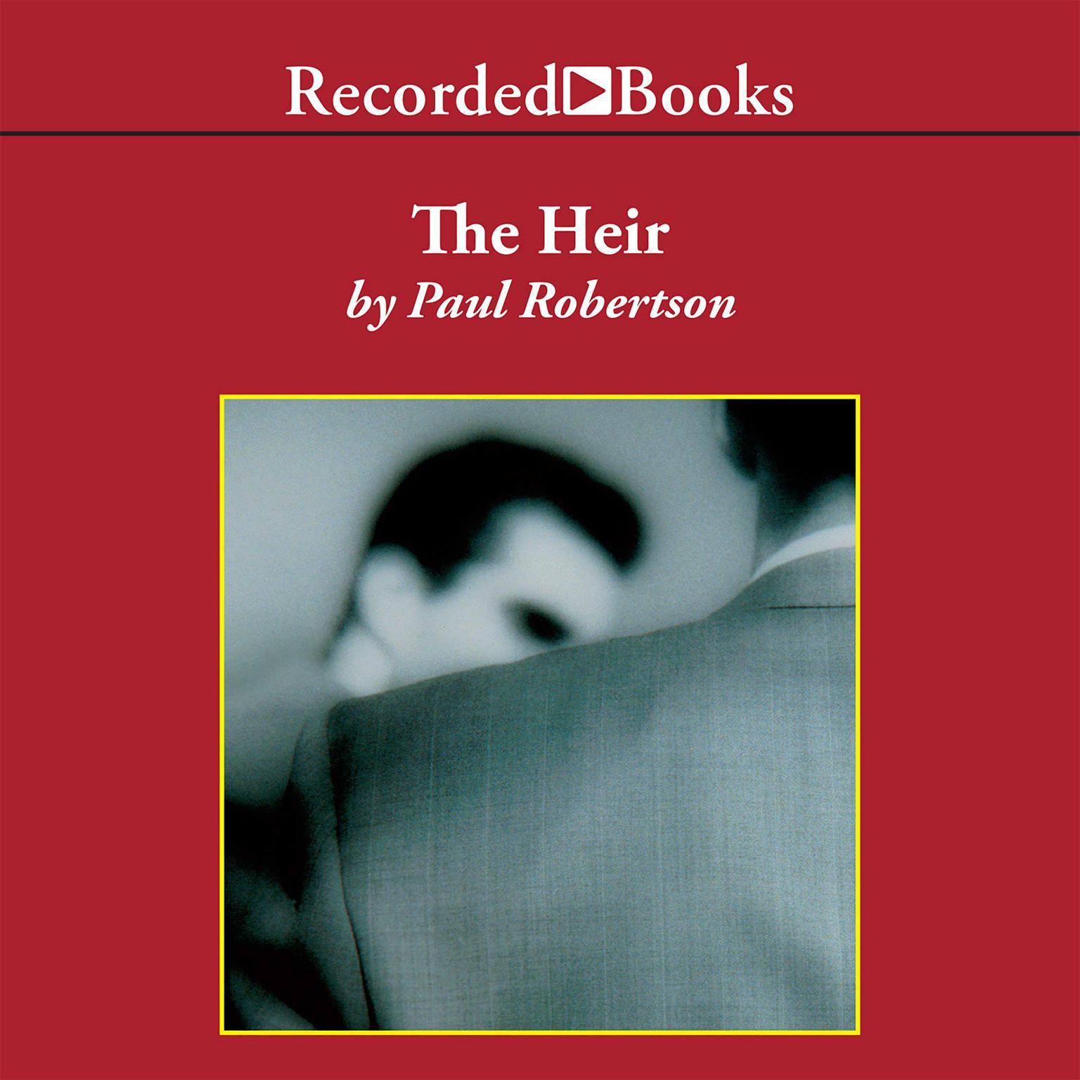 Printable The Heir Audiobook Cover Art
