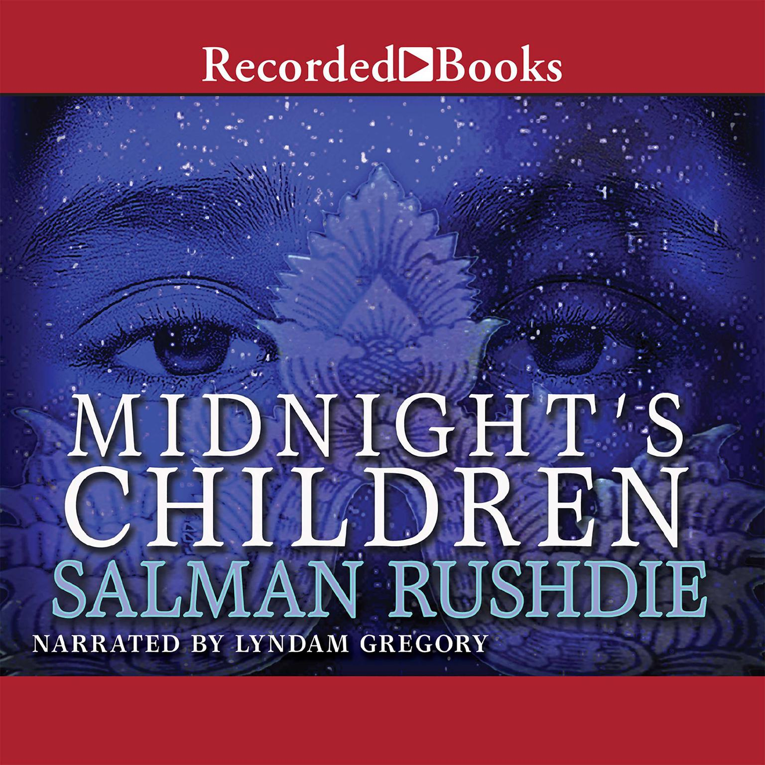 Printable Midnight's Children Audiobook Cover Art