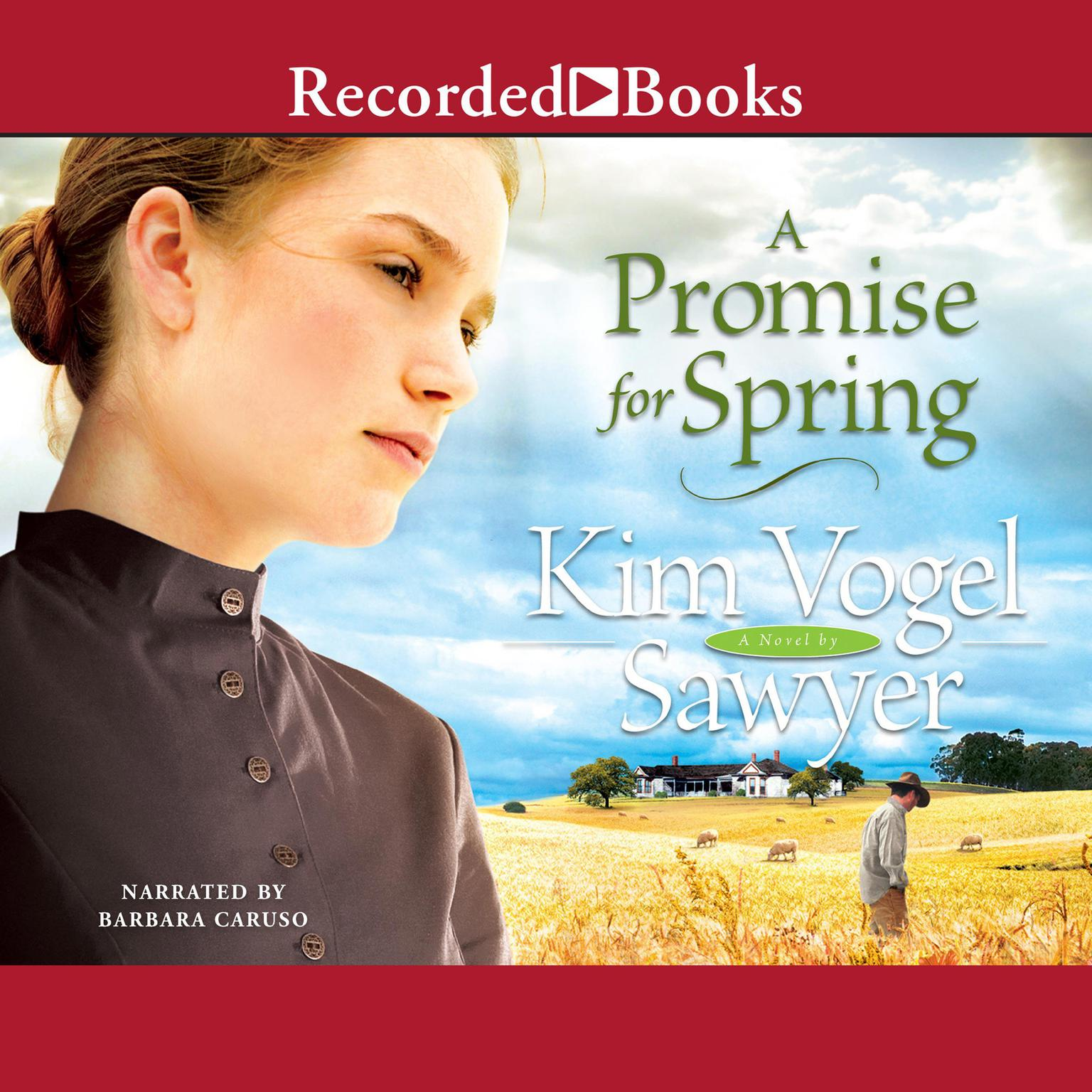 Printable A Promise for Spring Audiobook Cover Art