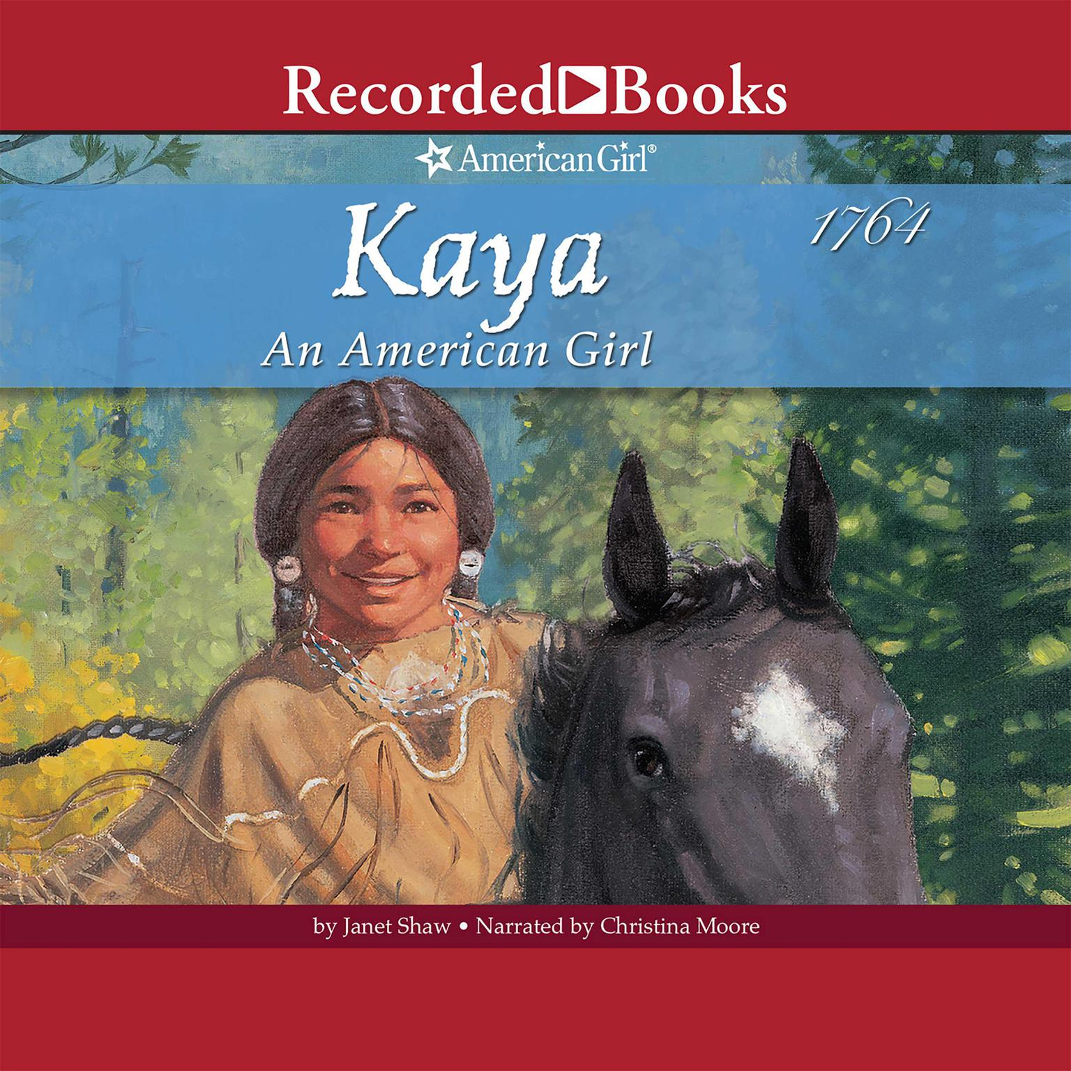 Printable Kaya: An American Girl: Books 1-6 Audiobook Cover Art