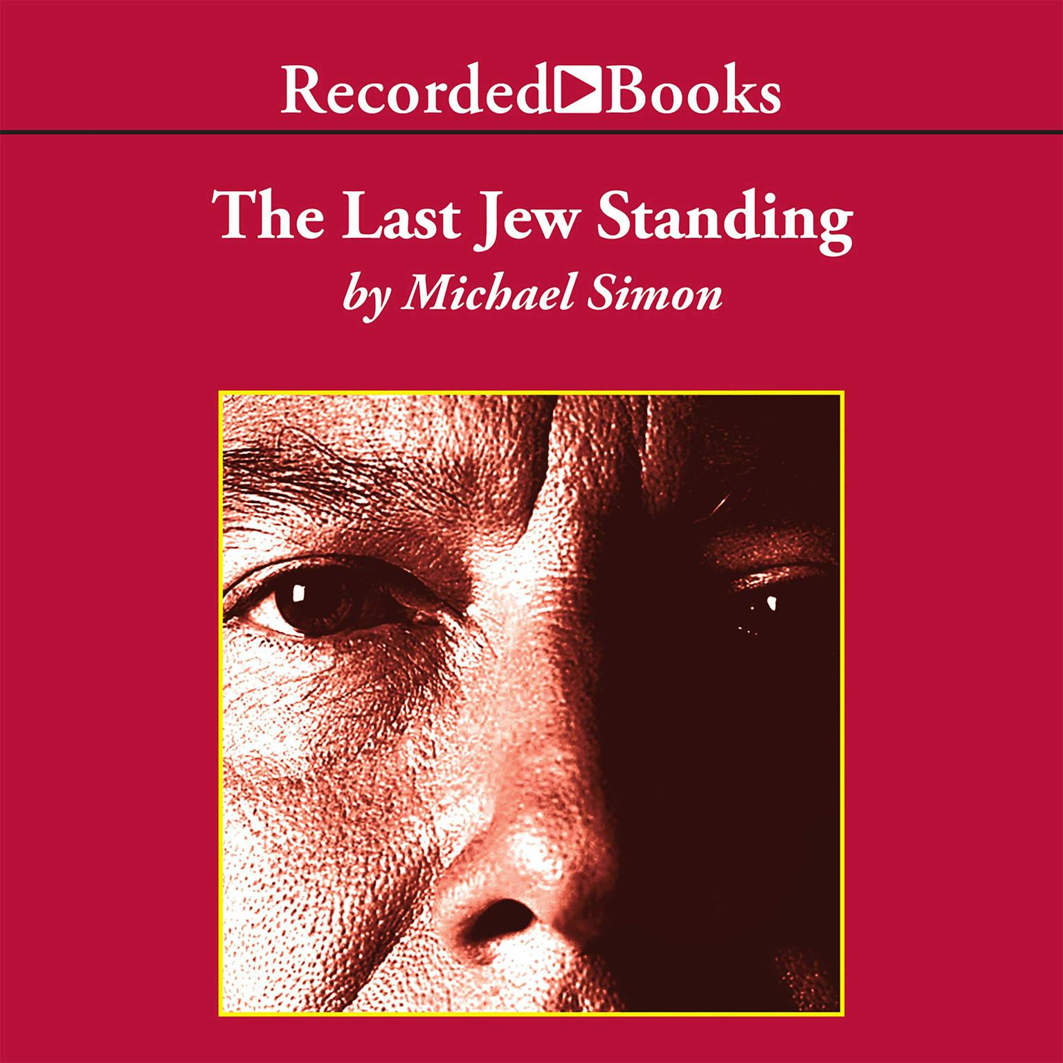 Printable The Last Jew Standing Audiobook Cover Art