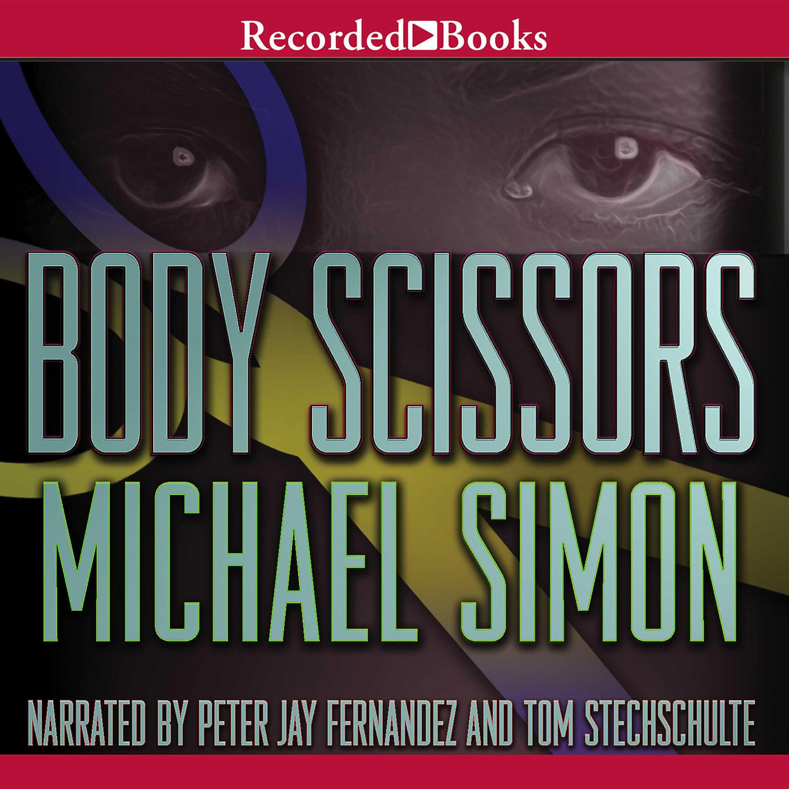 Printable Body Scissors Audiobook Cover Art