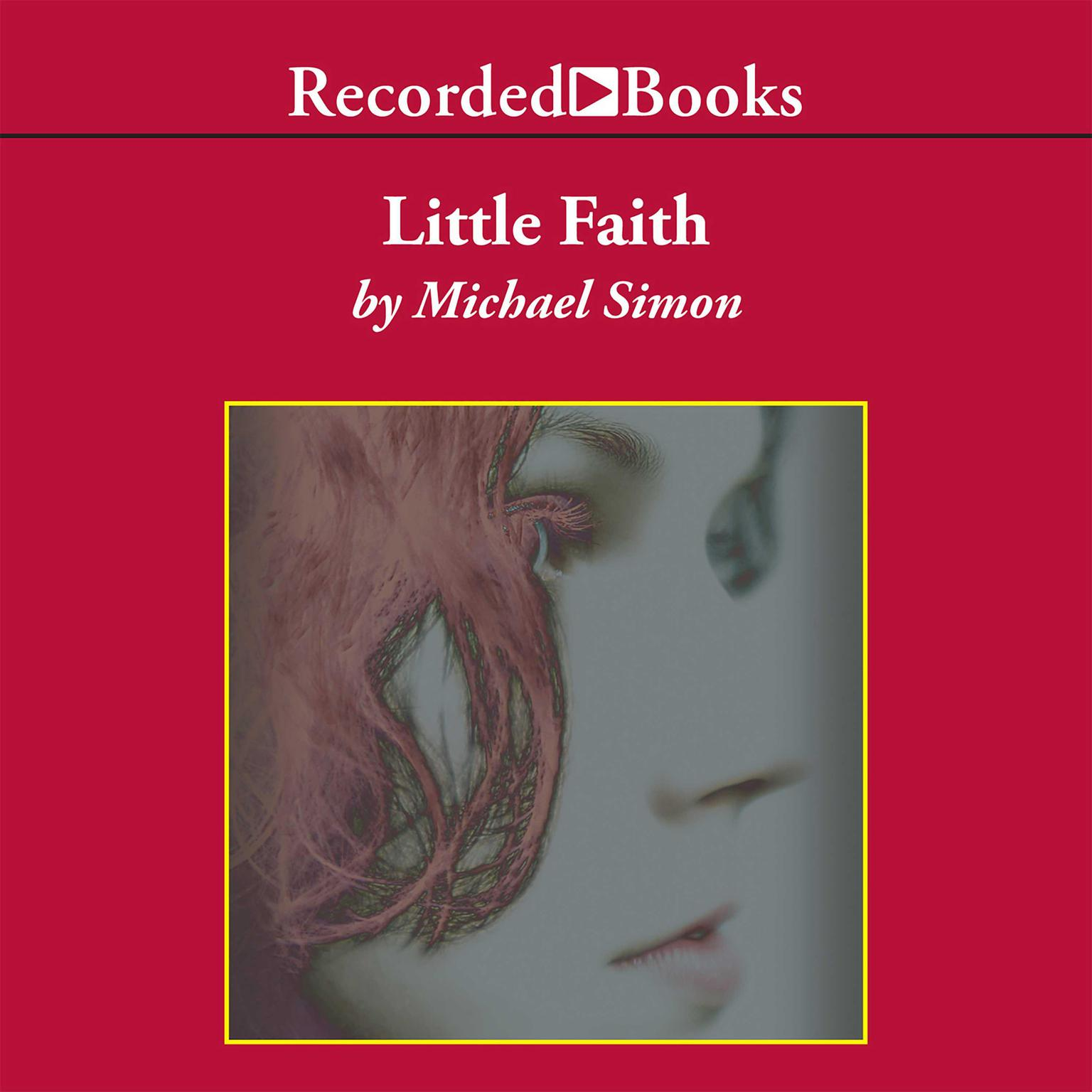 Printable Little Faith Audiobook Cover Art