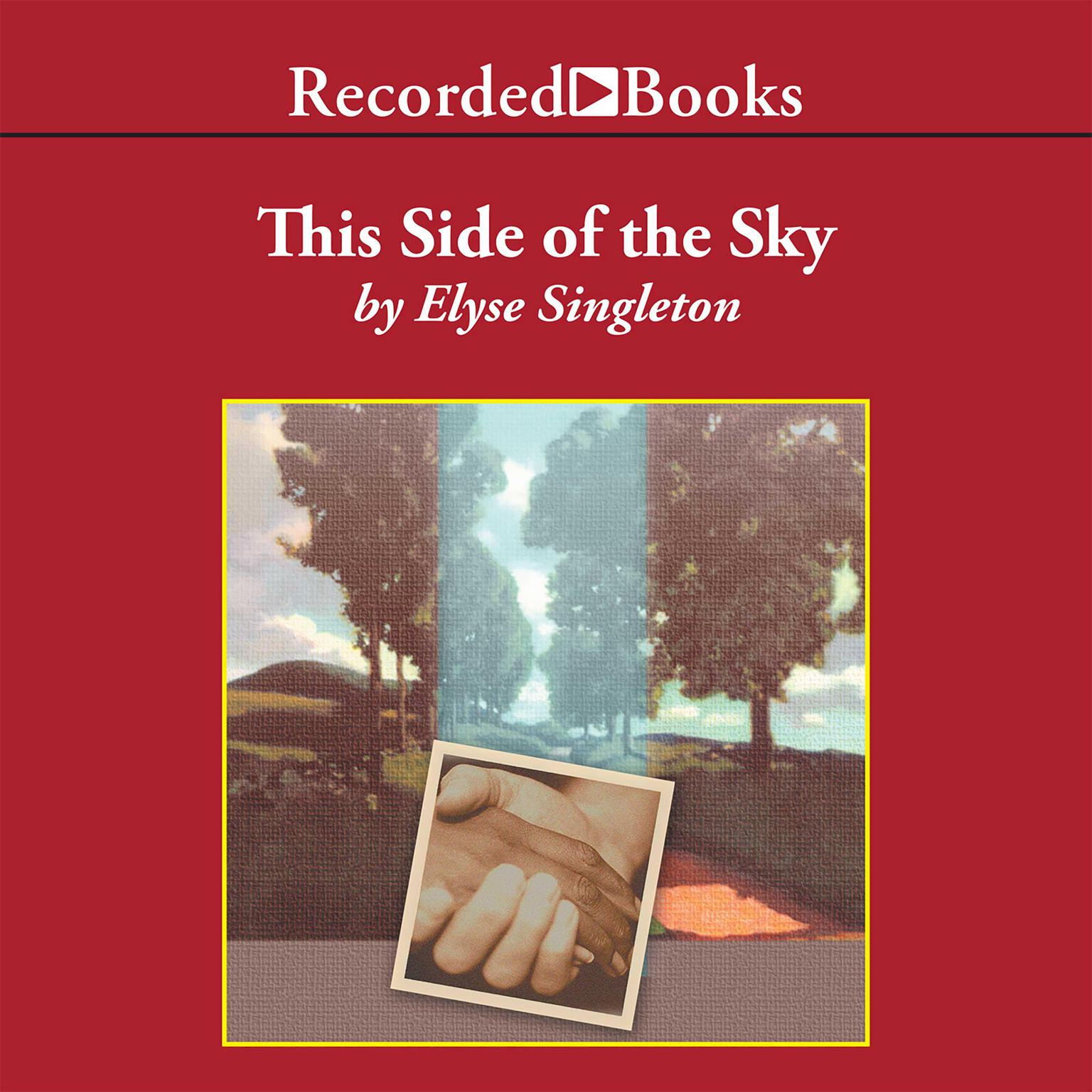 Printable This Side of the Sky Audiobook Cover Art