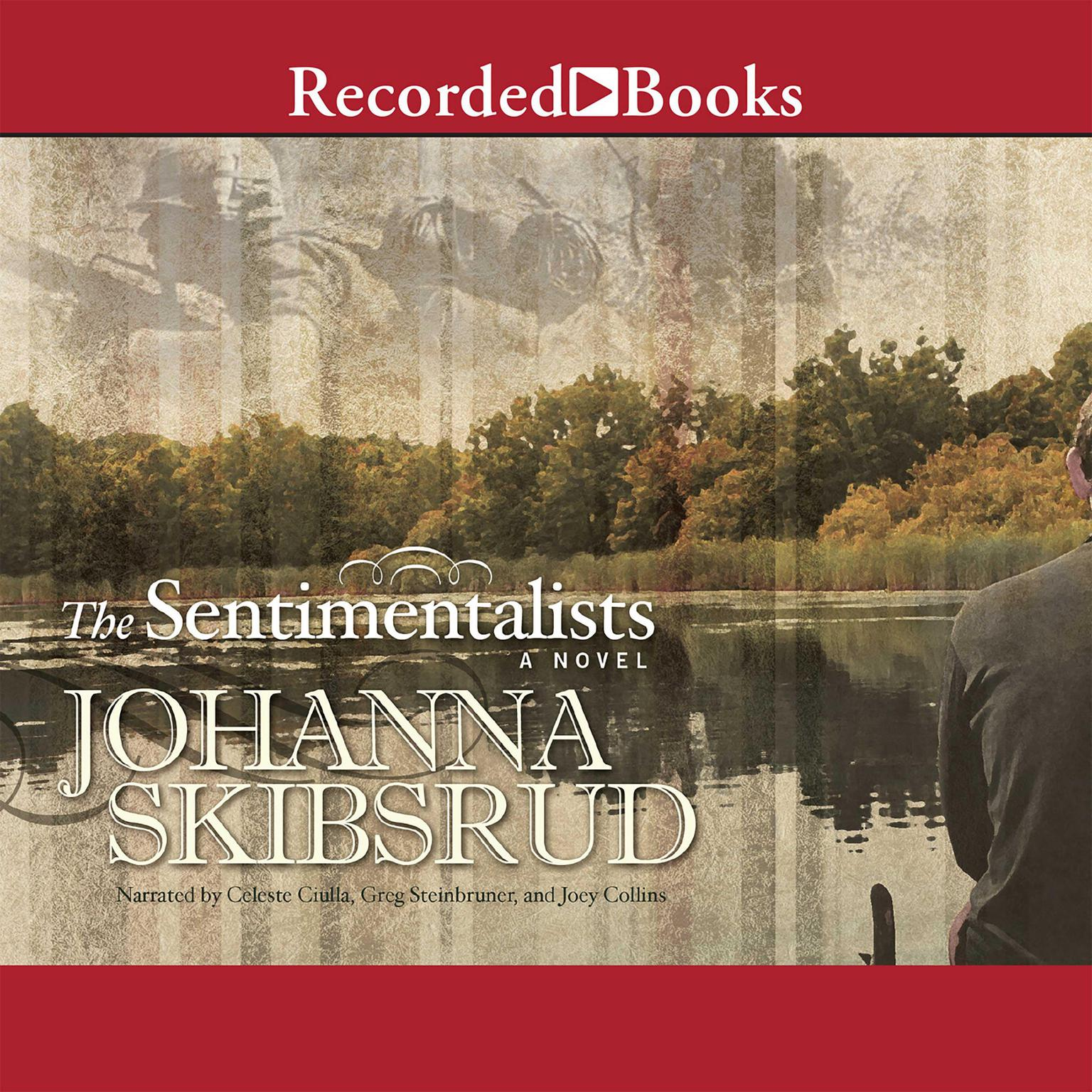 Printable The Sentimentalists Audiobook Cover Art