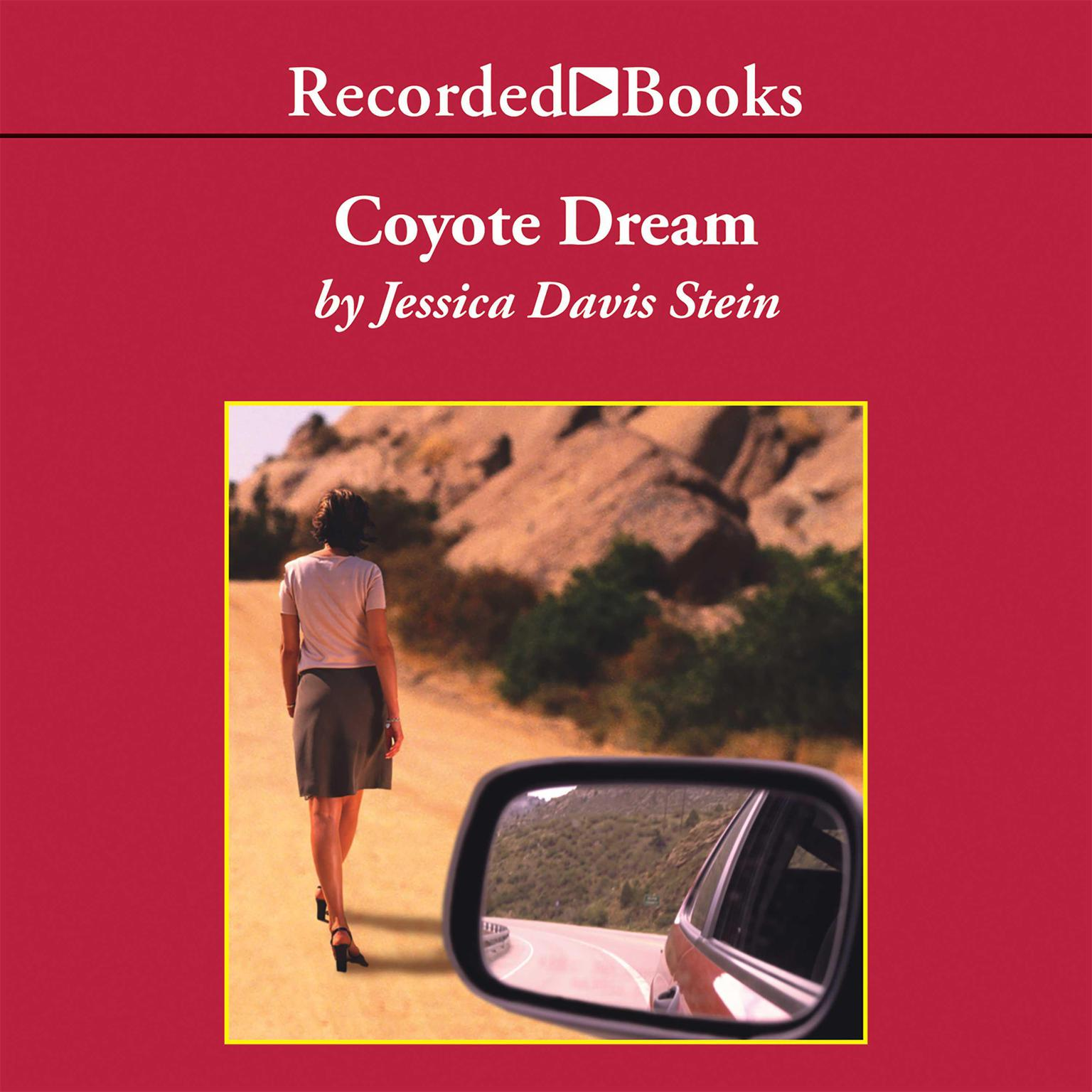 Printable Coyote Dream Audiobook Cover Art