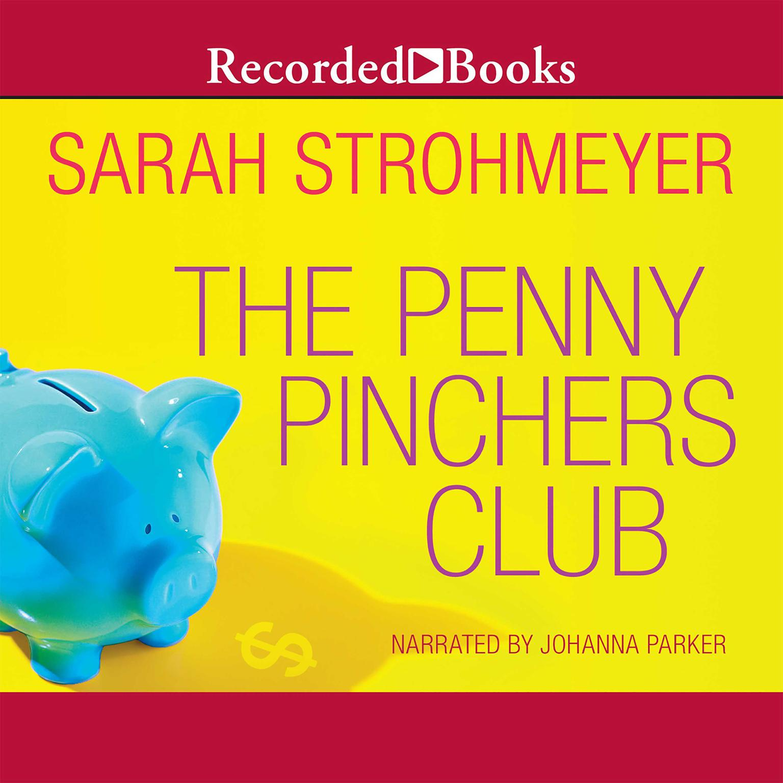 Printable The Penny Pinchers Club Audiobook Cover Art