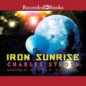 Iron Sunrise Audiobook, by Charles Stross