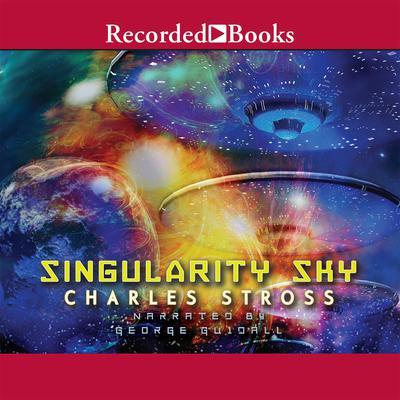 Singularity Sky Audiobook, by Charles Stross