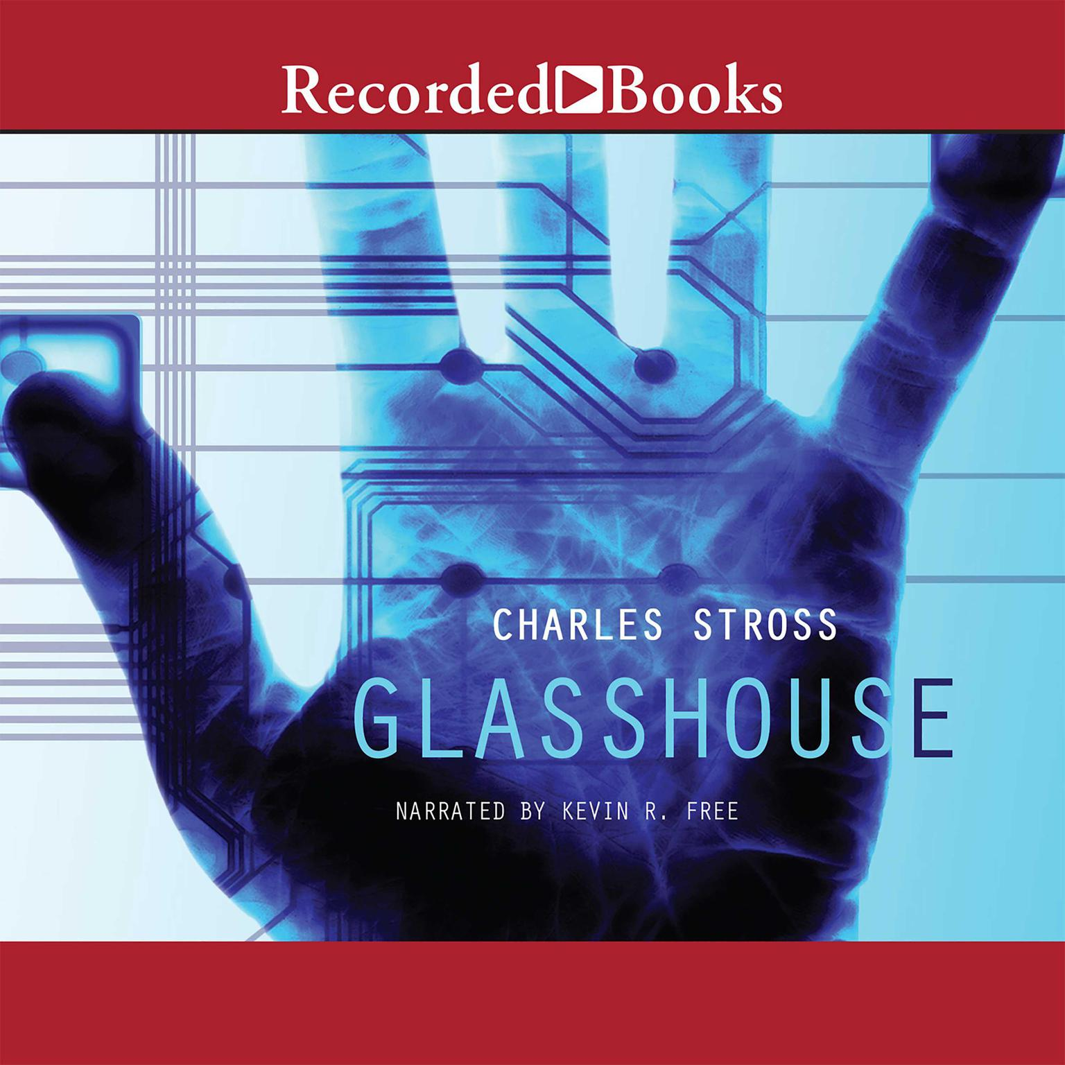 Printable Glasshouse Audiobook Cover Art