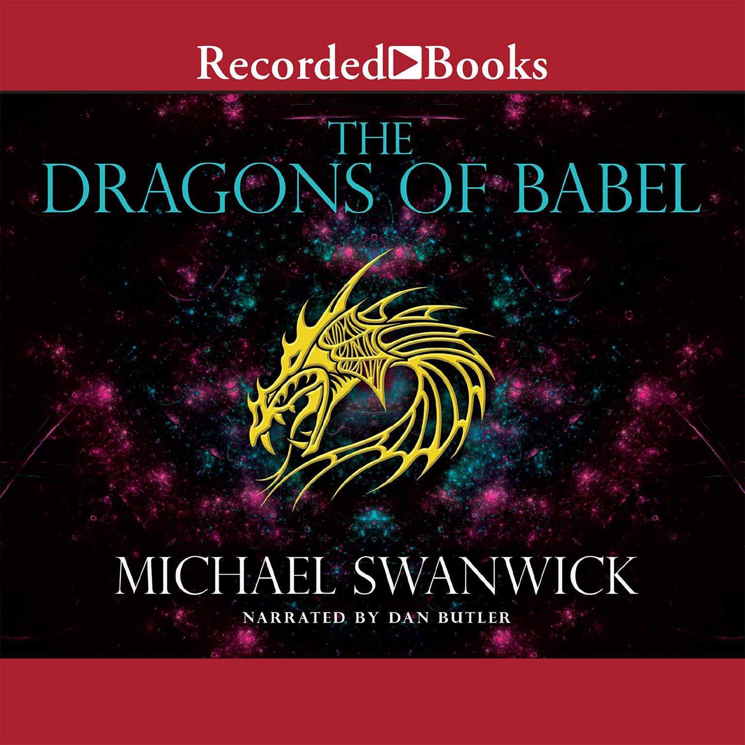 Printable The Dragons of Babel Audiobook Cover Art