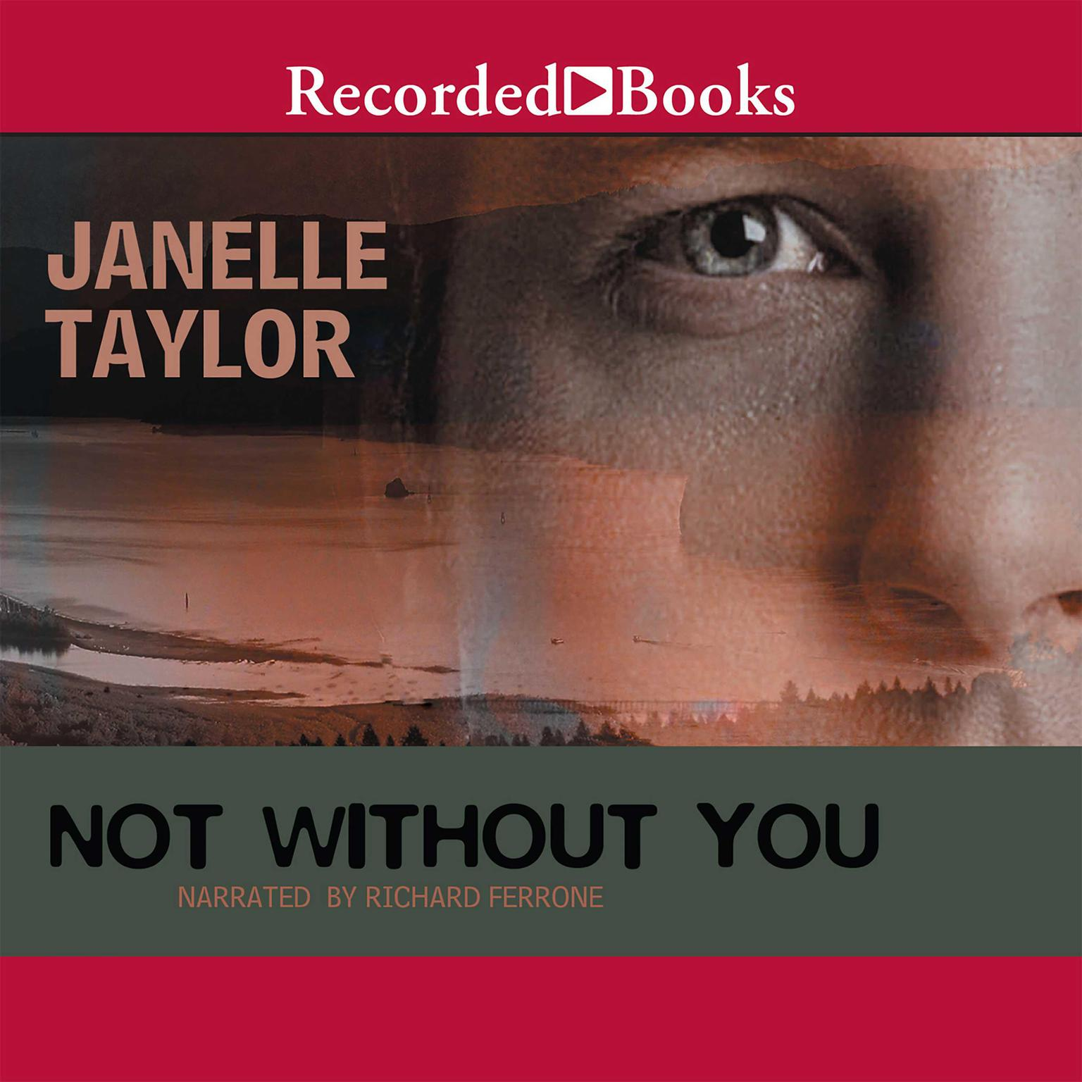 Printable Not Without You Audiobook Cover Art