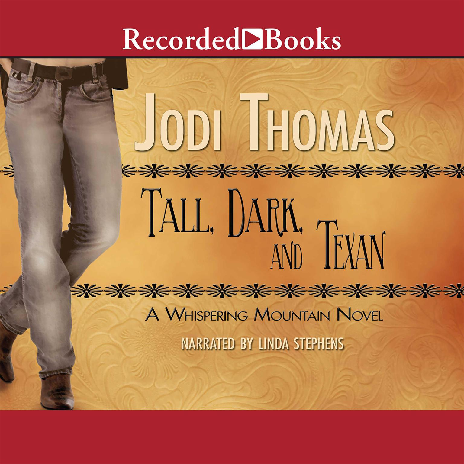 Printable Tall, Dark, and Texan Audiobook Cover Art