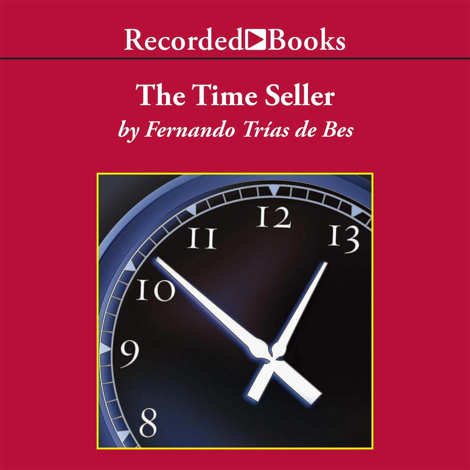 Printable The Time Seller: A Business Satire Audiobook Cover Art