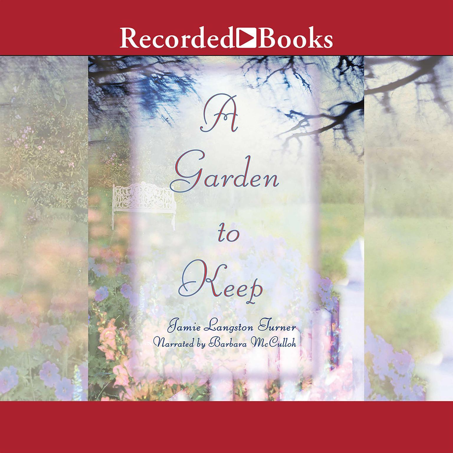 Printable A Garden to Keep Audiobook Cover Art