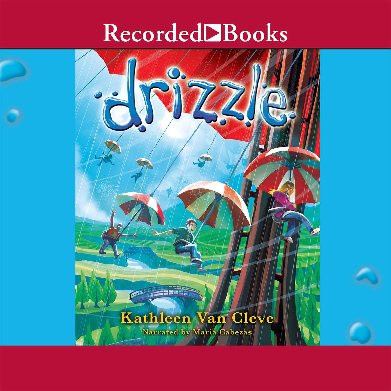 Printable Drizzle Audiobook Cover Art