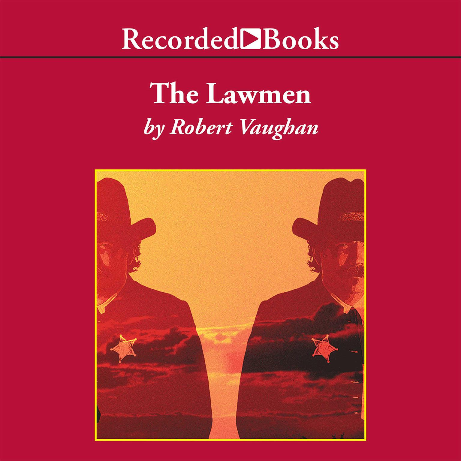 Printable The Lawmen Audiobook Cover Art