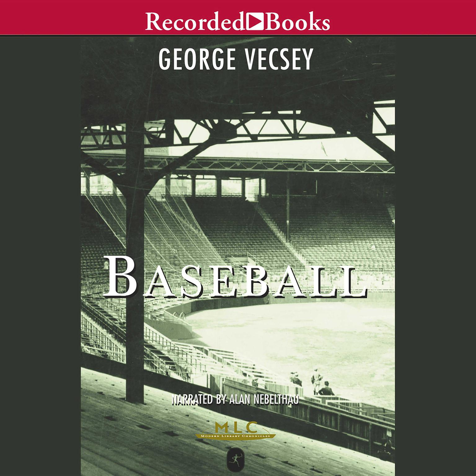 Printable Baseball: A History of America's Favorite Game Audiobook Cover Art