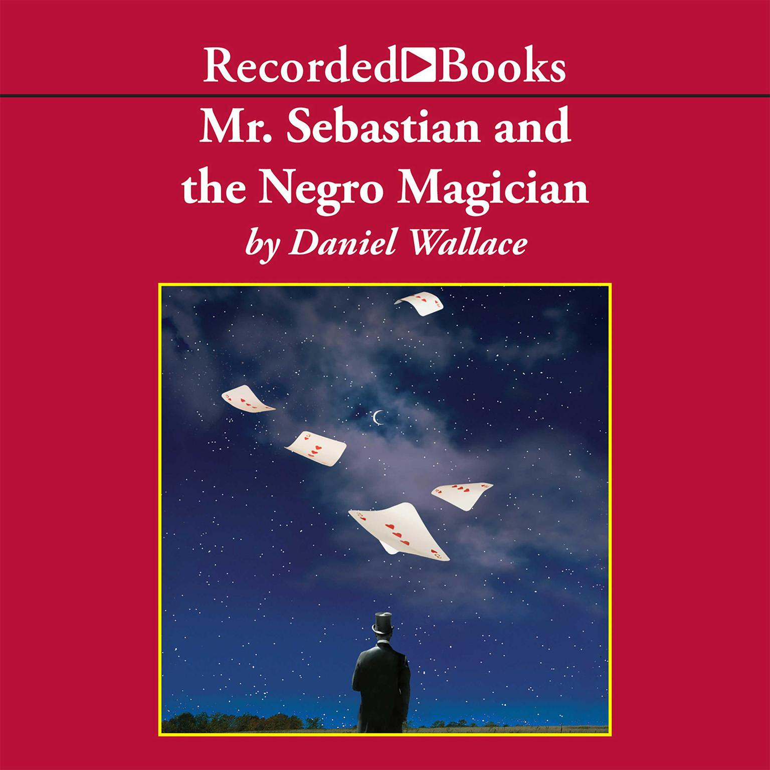 Printable Mr. Sebastian and the Negro Magician Audiobook Cover Art