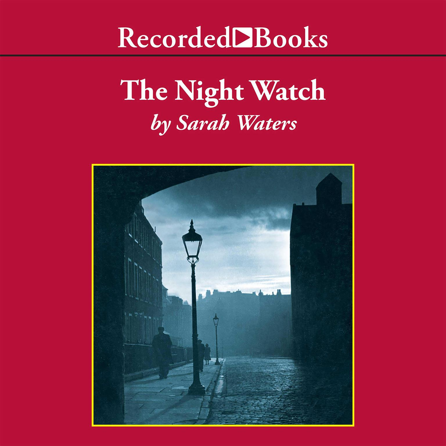 Printable The Night Watch Audiobook Cover Art