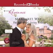 The Australian's Society Bride Audiobook, by Margaret Way
