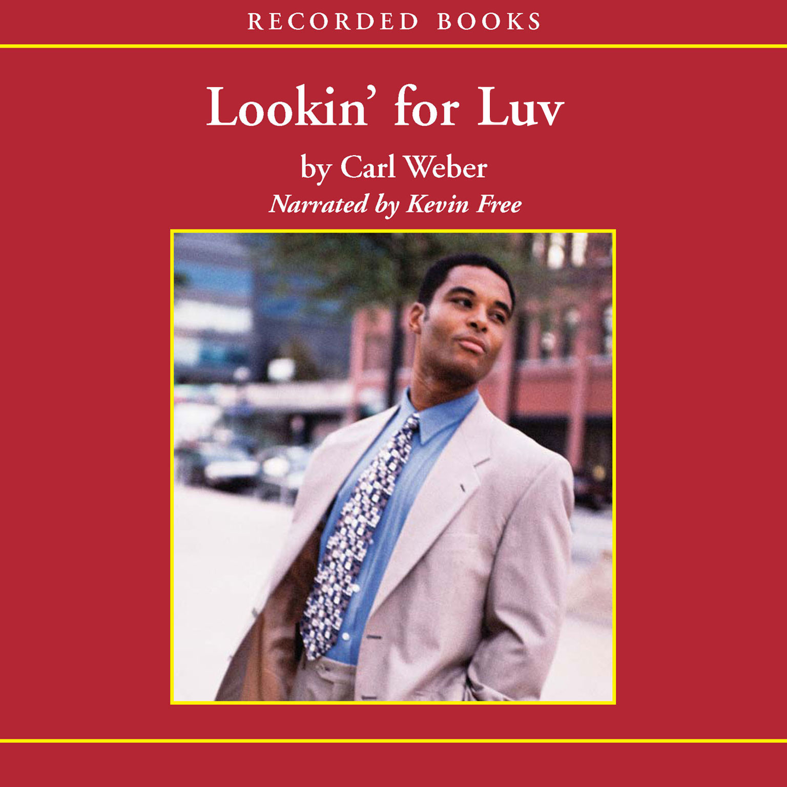 Printable Lookin' for Luv Audiobook Cover Art