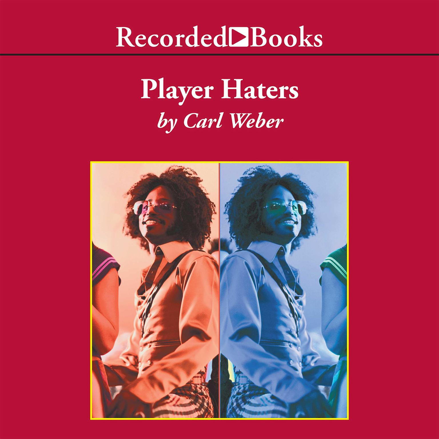 Printable Player Haters Audiobook Cover Art