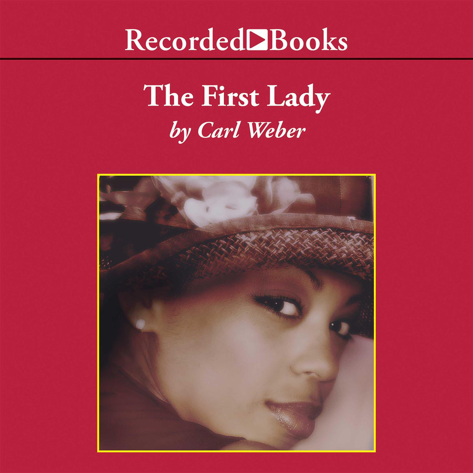 Printable The First Lady Audiobook Cover Art