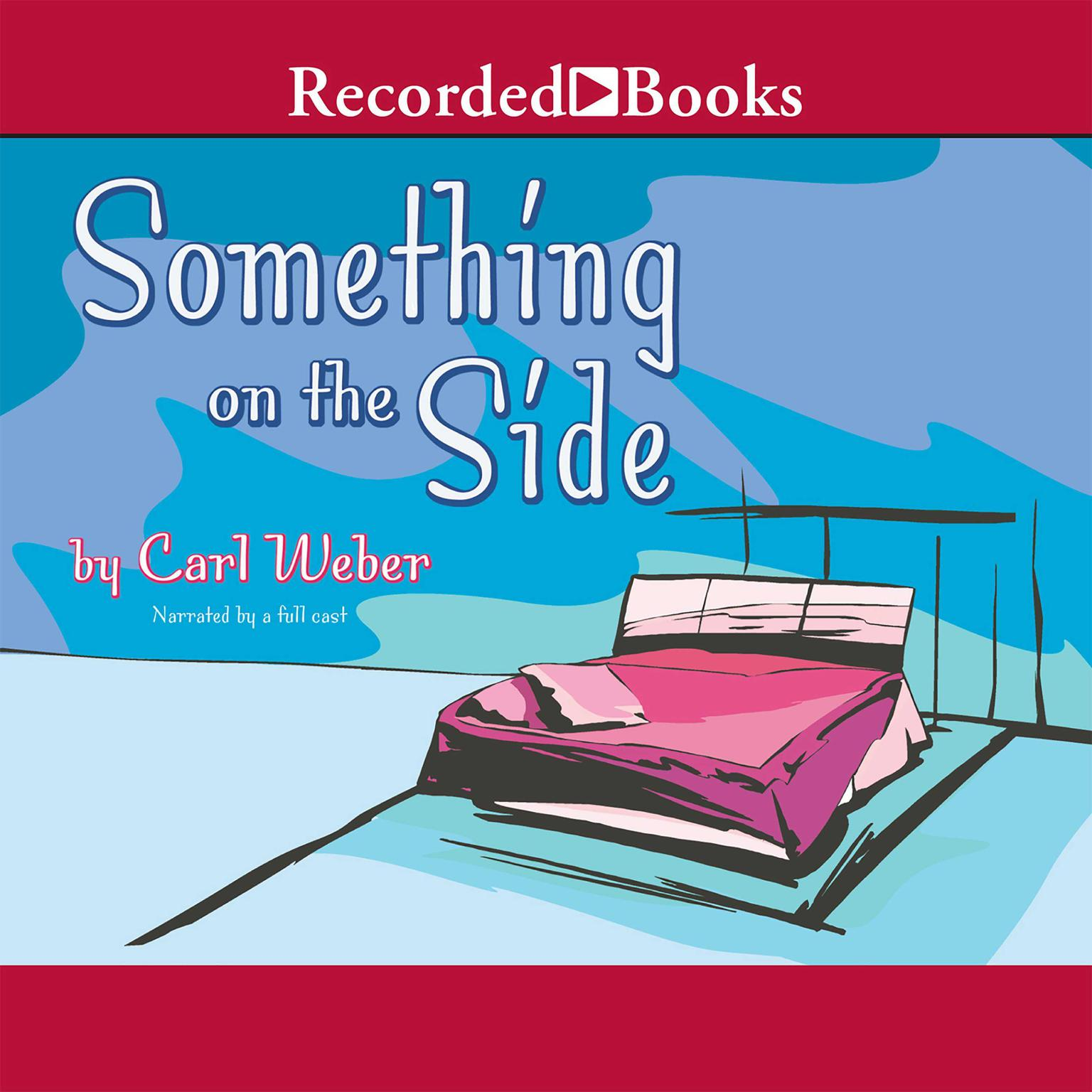 Printable Something On the Side Audiobook Cover Art
