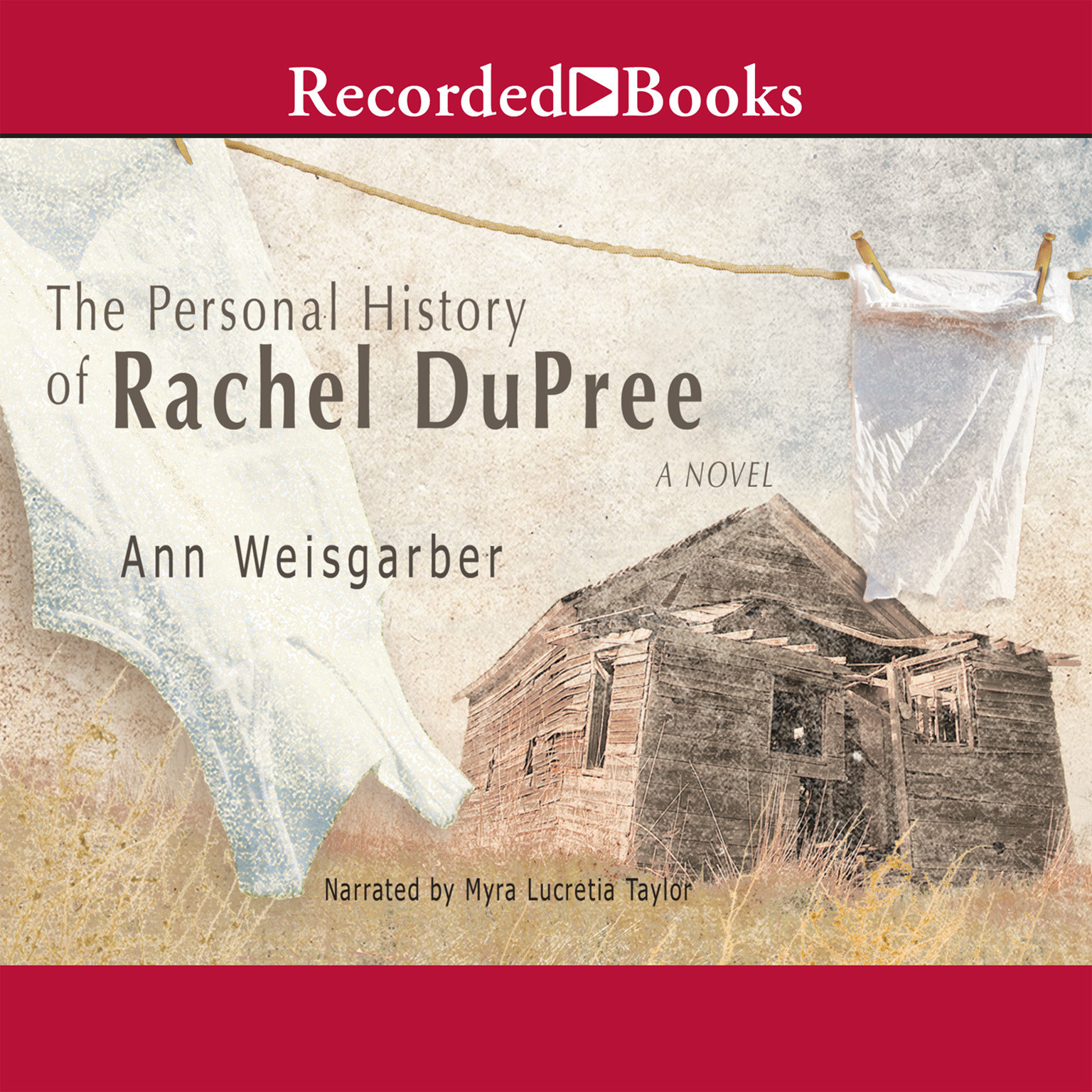 Printable The Personal History of Rachel DuPree Audiobook Cover Art