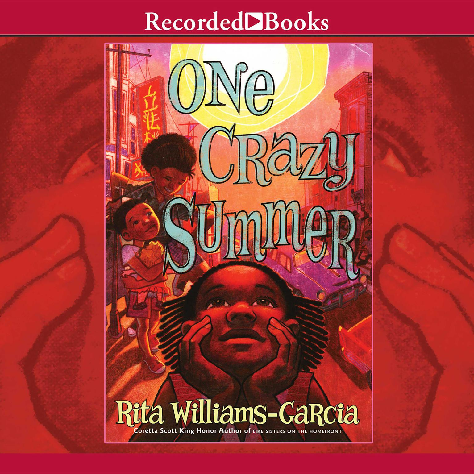 Printable One Crazy Summer Audiobook Cover Art