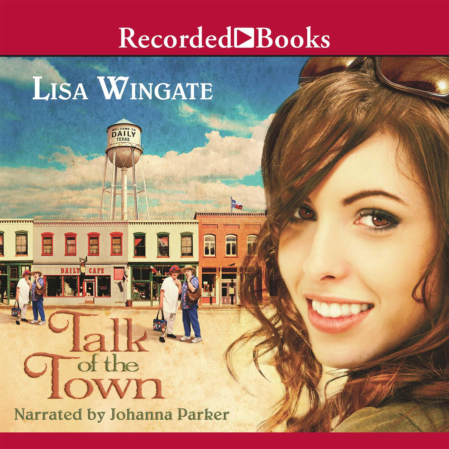 Printable Talk of the Town Audiobook Cover Art
